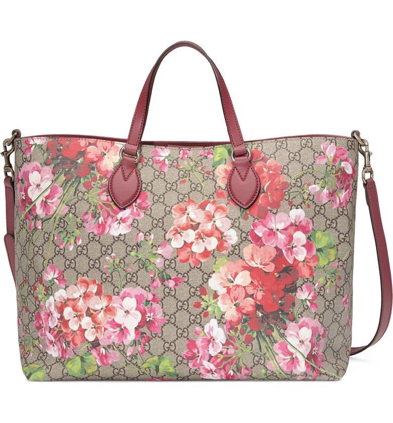 4904b543c86 Gucci Soft GG Blooms Tote