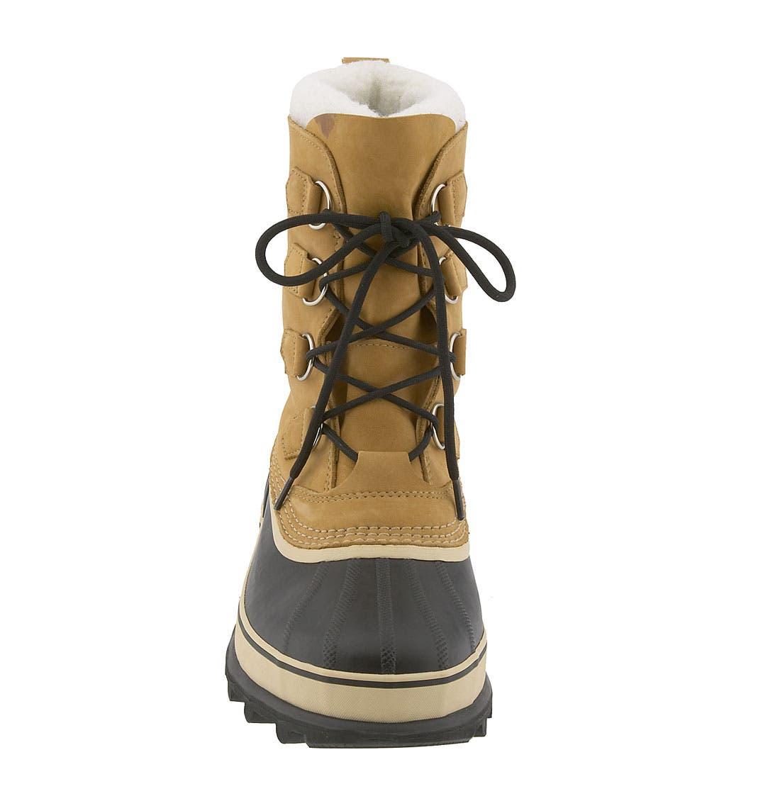 SOREL, 'Caribou' Boot, Alternate thumbnail 3, color, 281