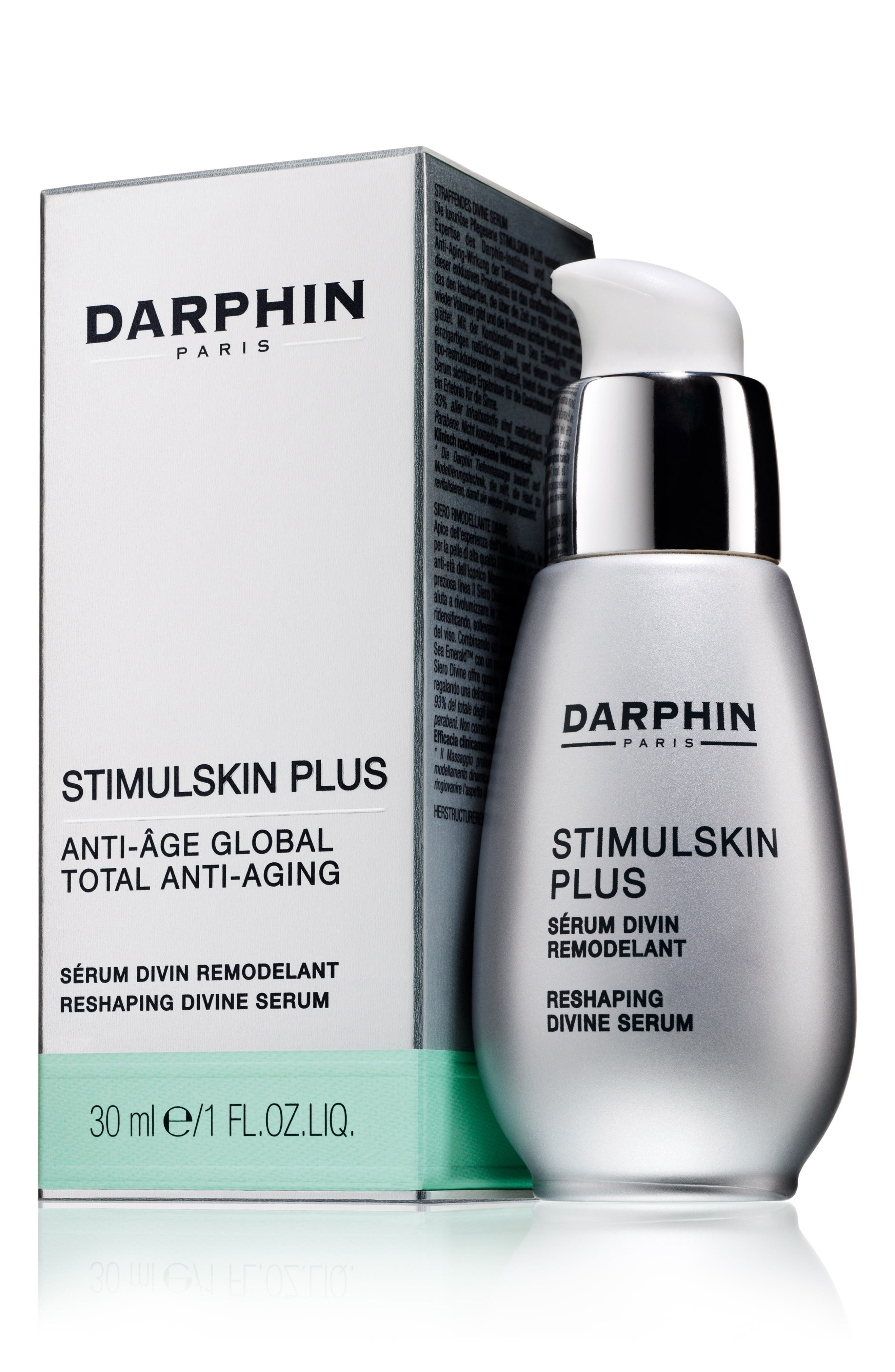DARPHIN, Stimulskin Plus Reshaping Divine Serum, Alternate thumbnail 3, color, NO COLOR