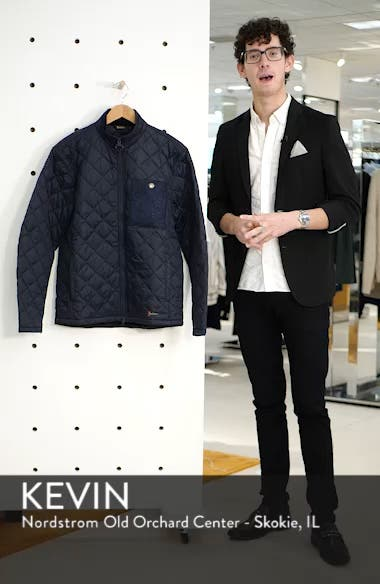 Barbout Abaft Quilted Jacket, sales video thumbnail