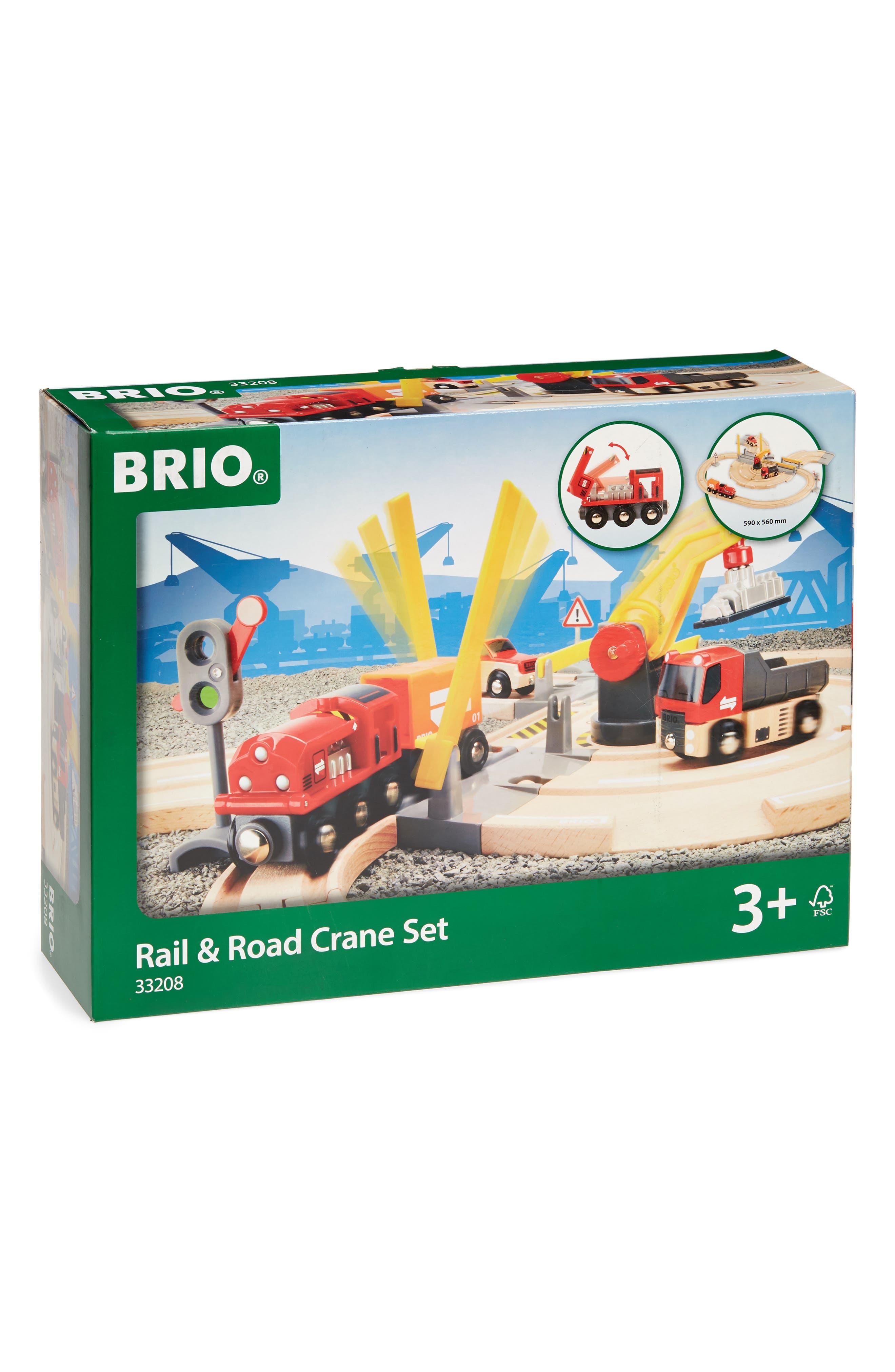 RAVENSBURGER, Rail & Road Crane Set, Main thumbnail 1, color, N/ A