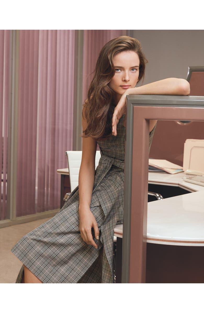 Kestani Tie GreyModesens Sleeveless Dress Waist Hugo In yb6g7vfY