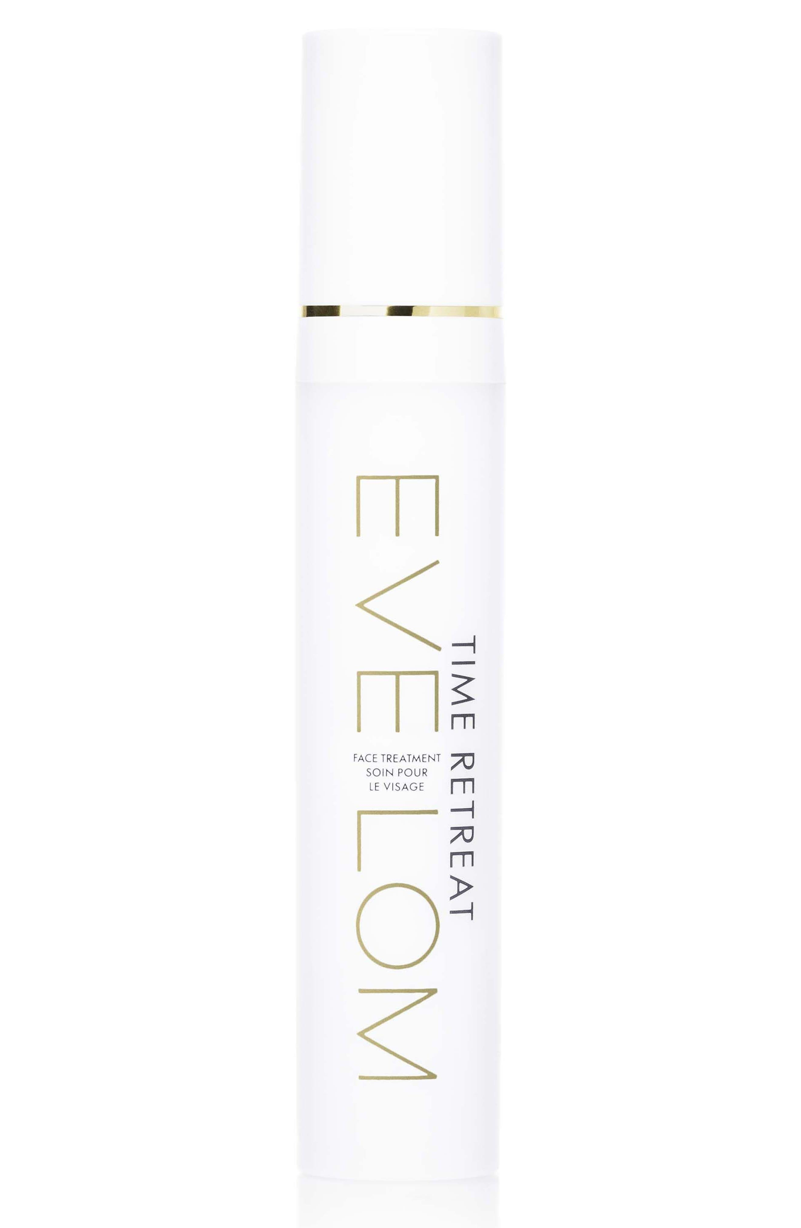 EVE LOM, SPACE.NK.apothecary EVE LOM Time Retreat Face Treatment Cream, Alternate thumbnail 3, color, NO COLOR