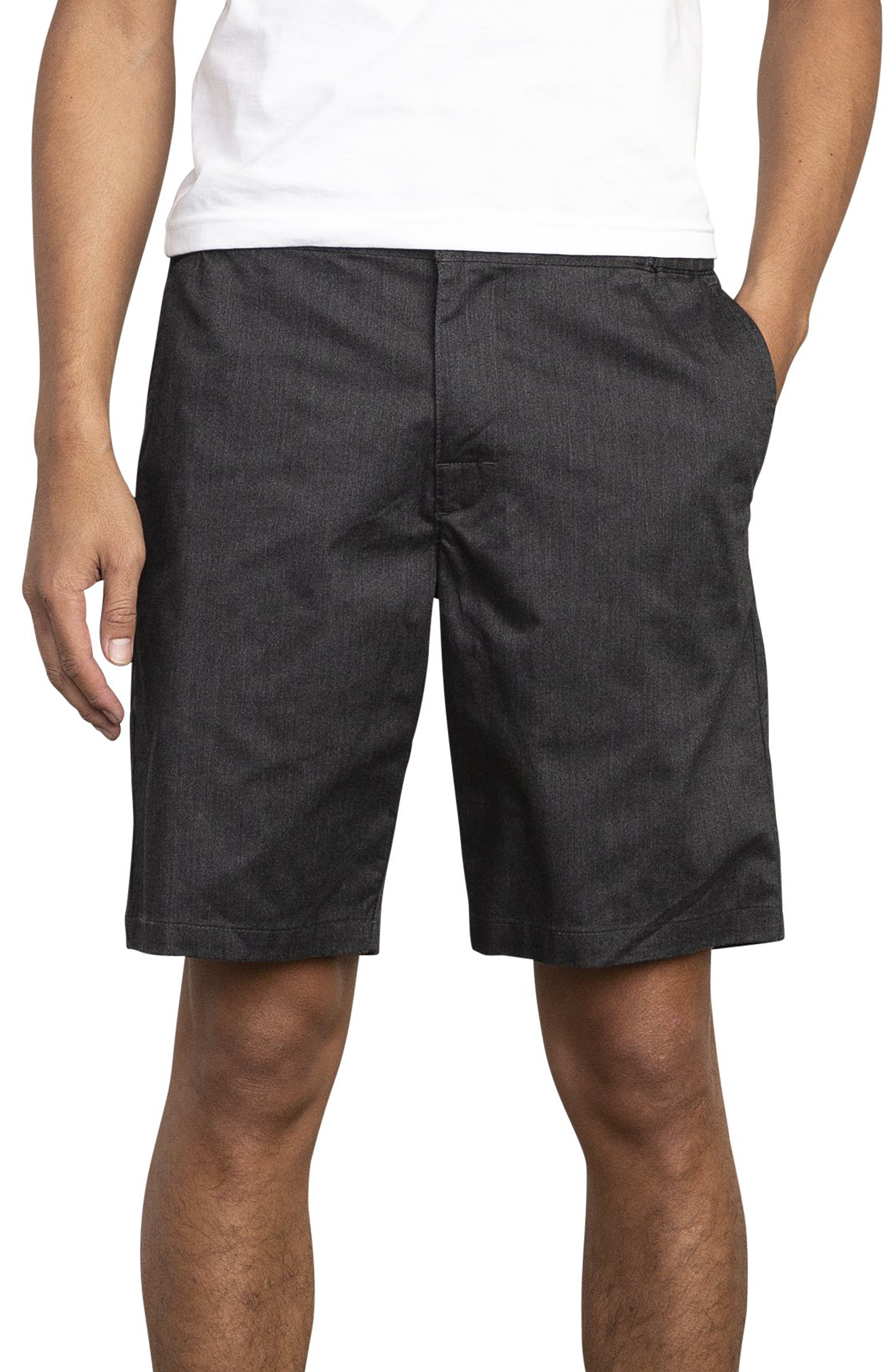 RVCA All Time Session Shorts, Main, color, BLACK MARLE
