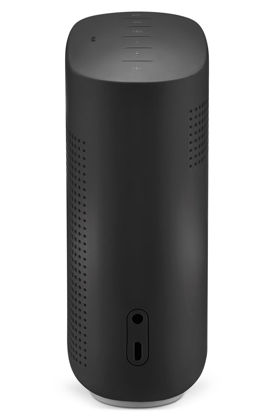 BOSE<SUP>®</SUP>, SoundLink<sup>®</sup> Color Bluetooth<sup>®</sup> Speaker II, Alternate thumbnail 2, color, SOFT BLACK
