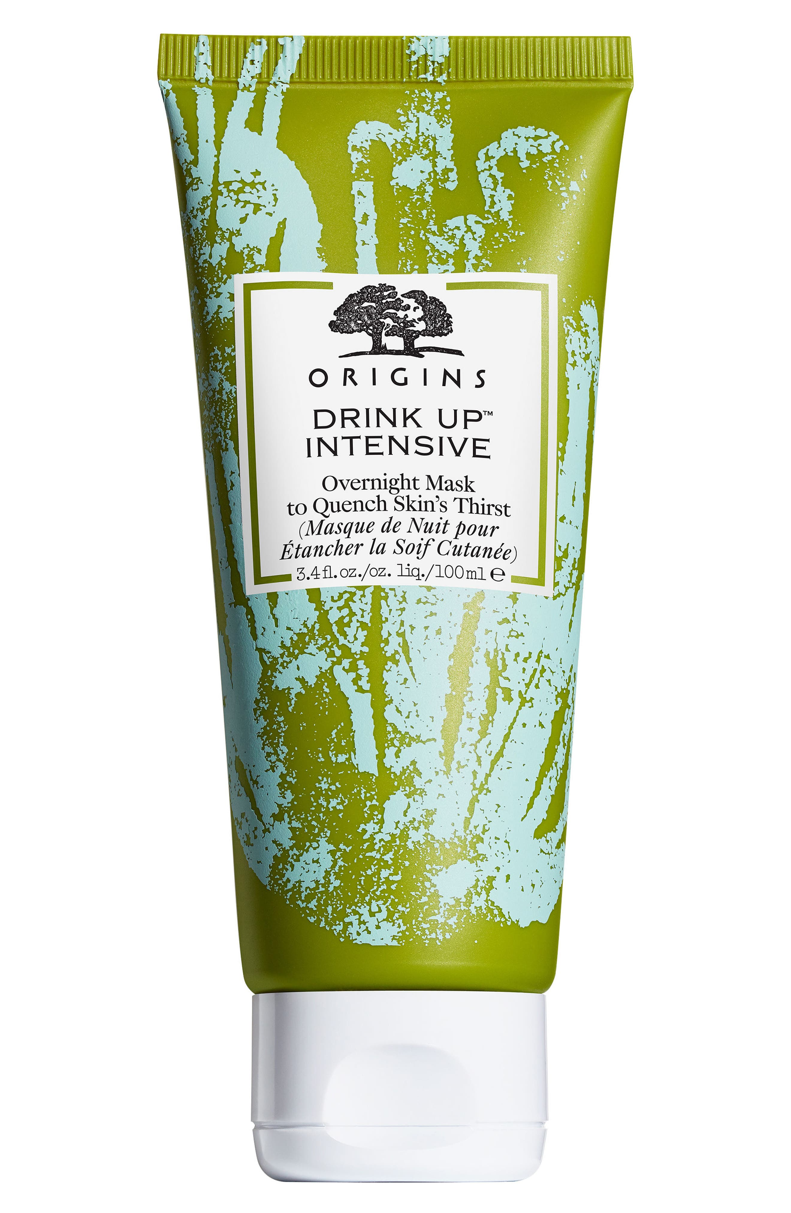 ORIGINS Drink Up<sup>™</sup> Intensive Overnight Mask to Quench Skin's Thirst, Main, color, 000