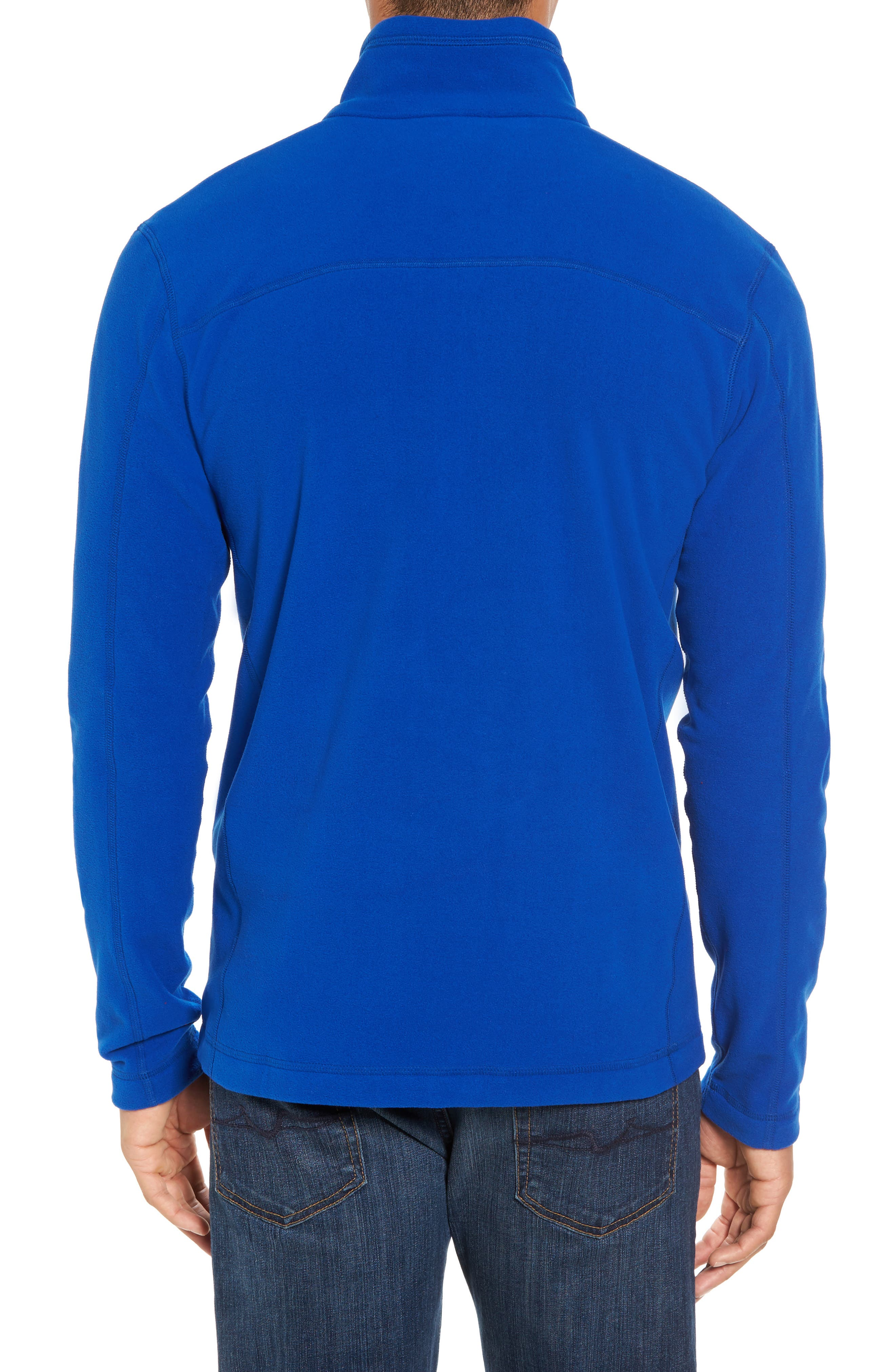 PATAGONIA, Fleece Pullover, Alternate thumbnail 2, color, 401