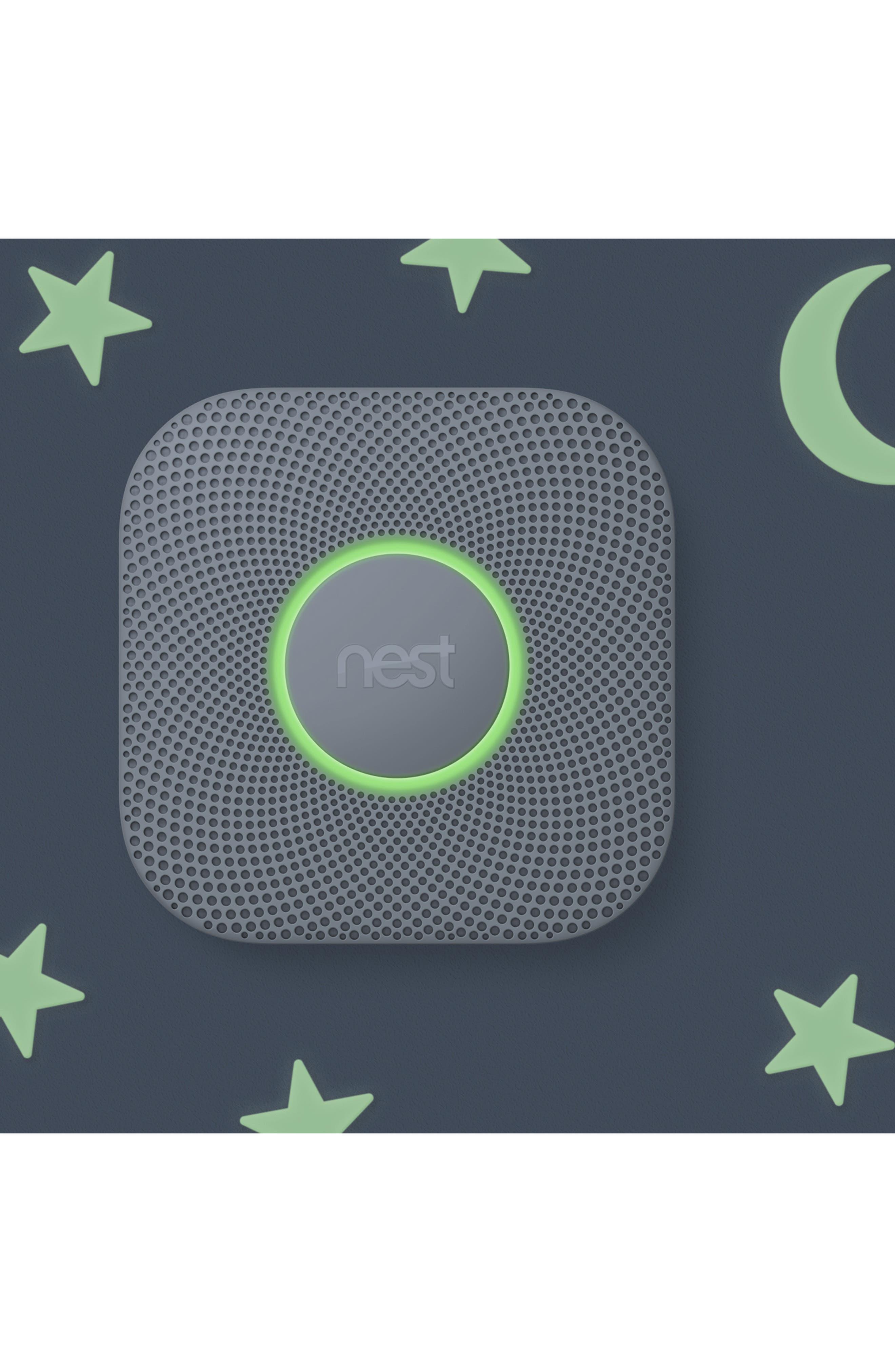 NEST, Protect Smoke & Carbon Monoxide Alarm, Alternate thumbnail 2, color, 100