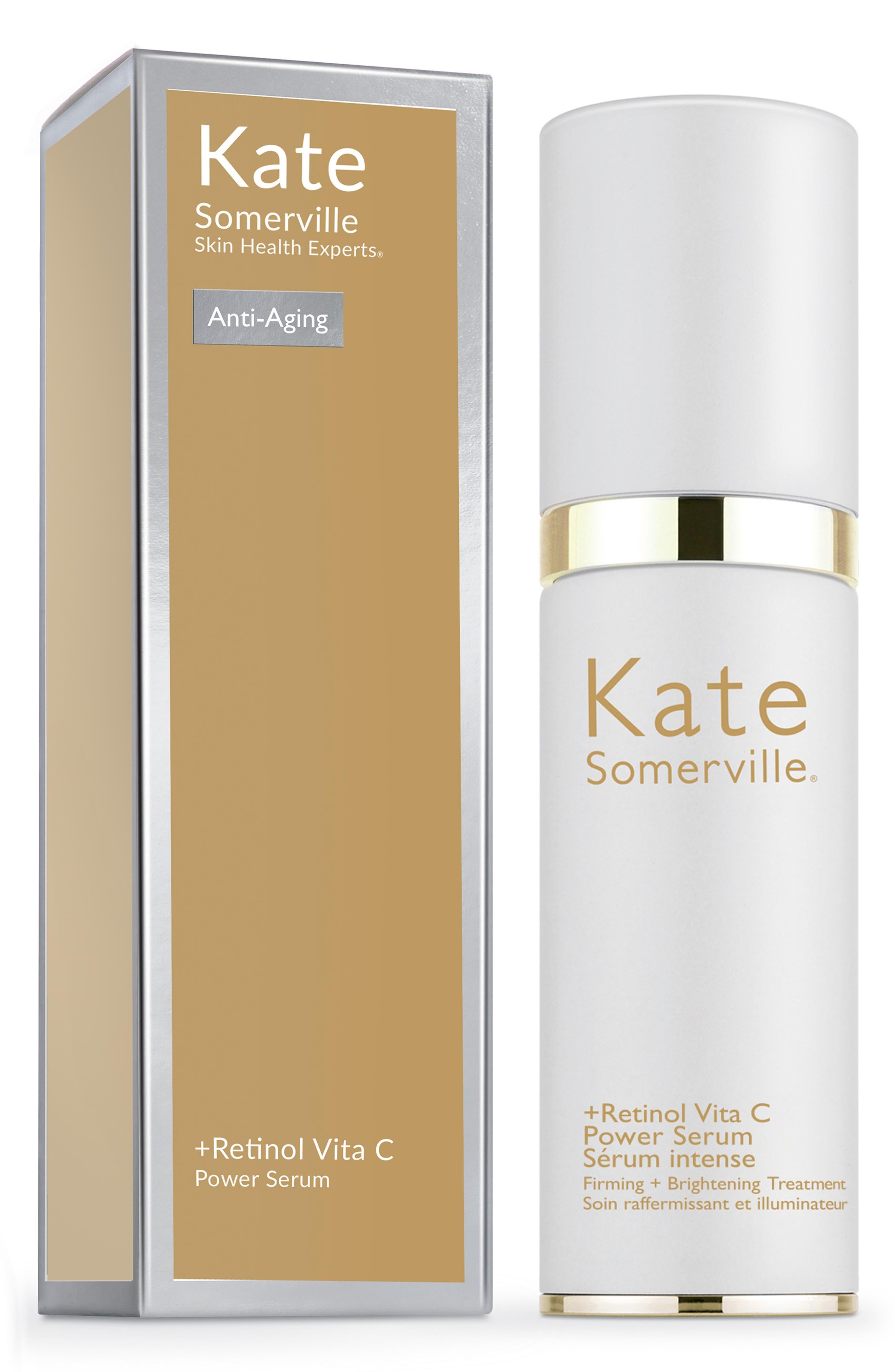 KATE SOMERVILLE<SUP>®</SUP>, +Retinol Vita C Power Serum, Alternate thumbnail 4, color, NO COLOR