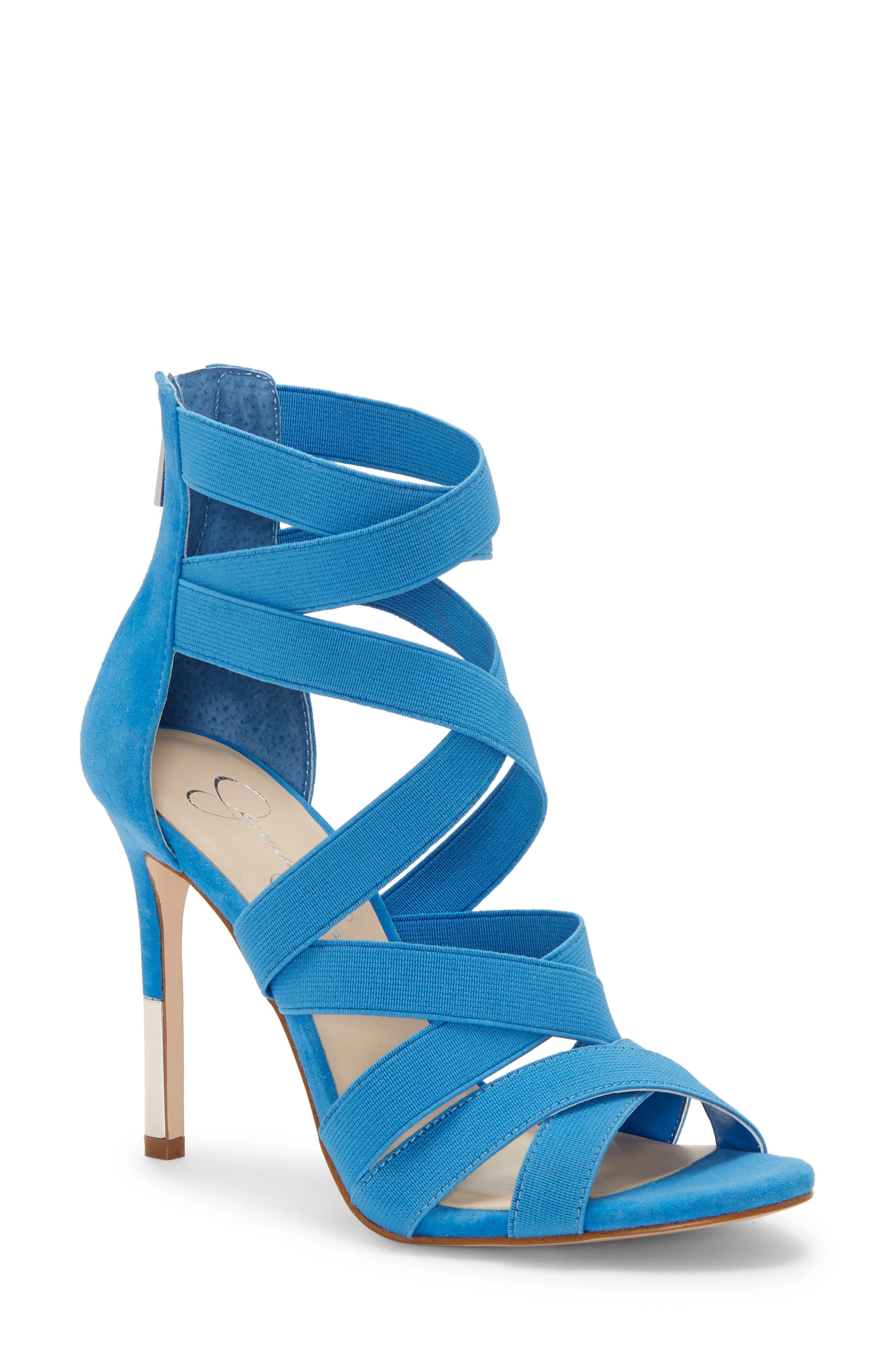 Jessica Simpson Jyra 2 Sandal, Blue