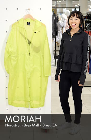 Sportswear Women's Woven Jacket, sales video thumbnail
