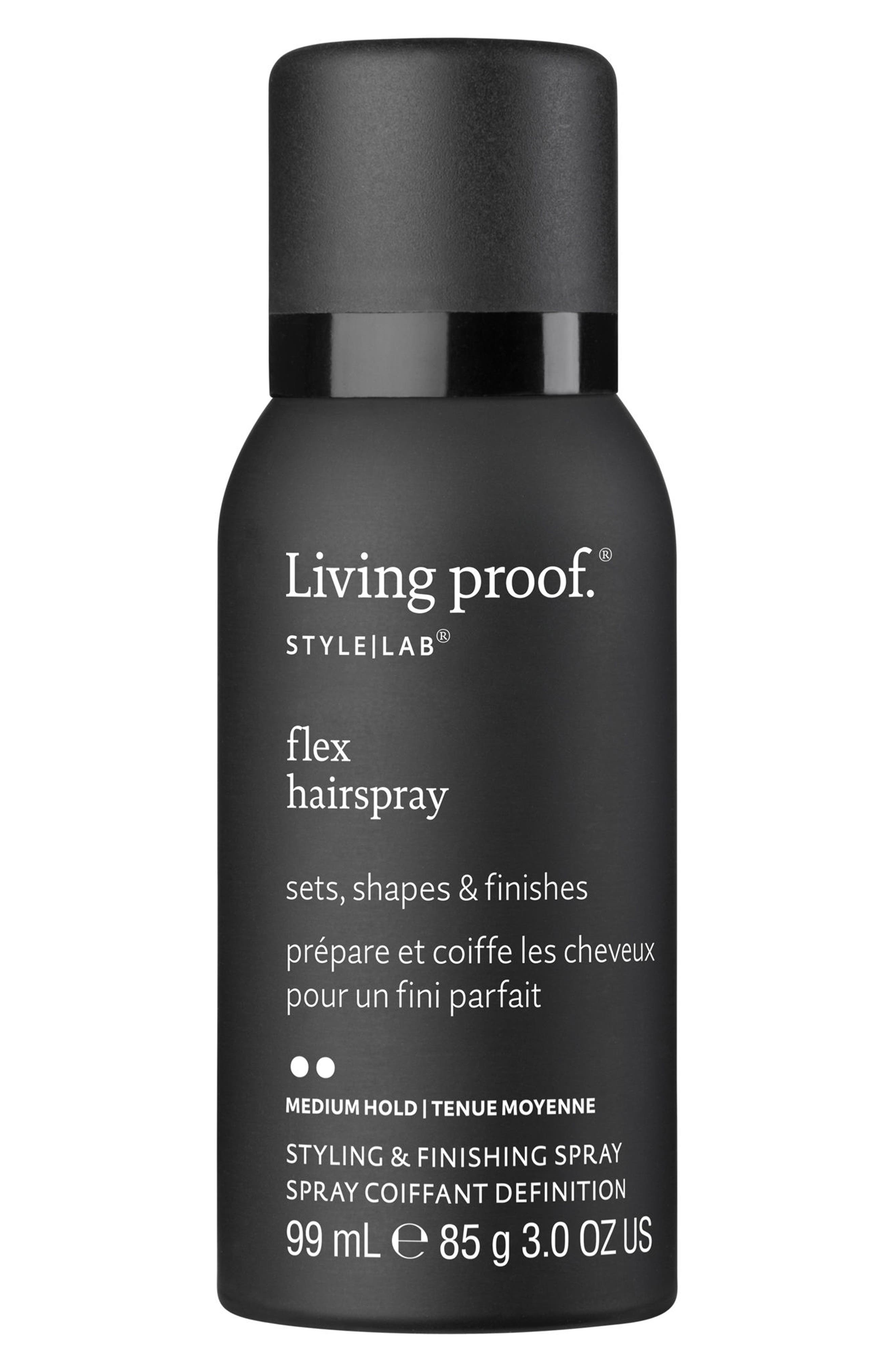 LIVING PROOF<SUP>®</SUP>, Flex Hairspray, Main thumbnail 3, color, NO COLOR