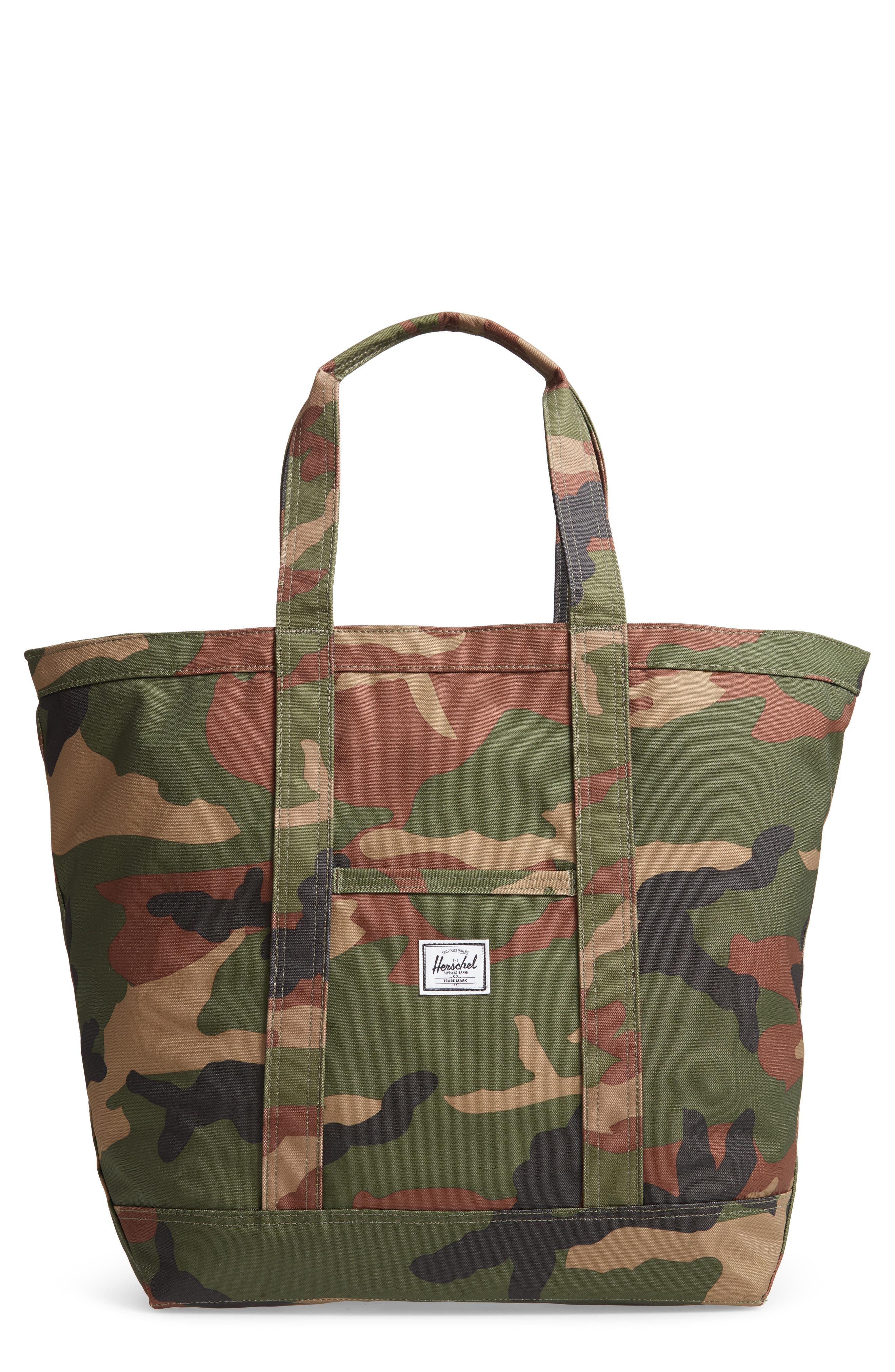 HERSCHEL SUPPLY CO. Bamfield Mid-Volume Tote Bag, Main, color, 300