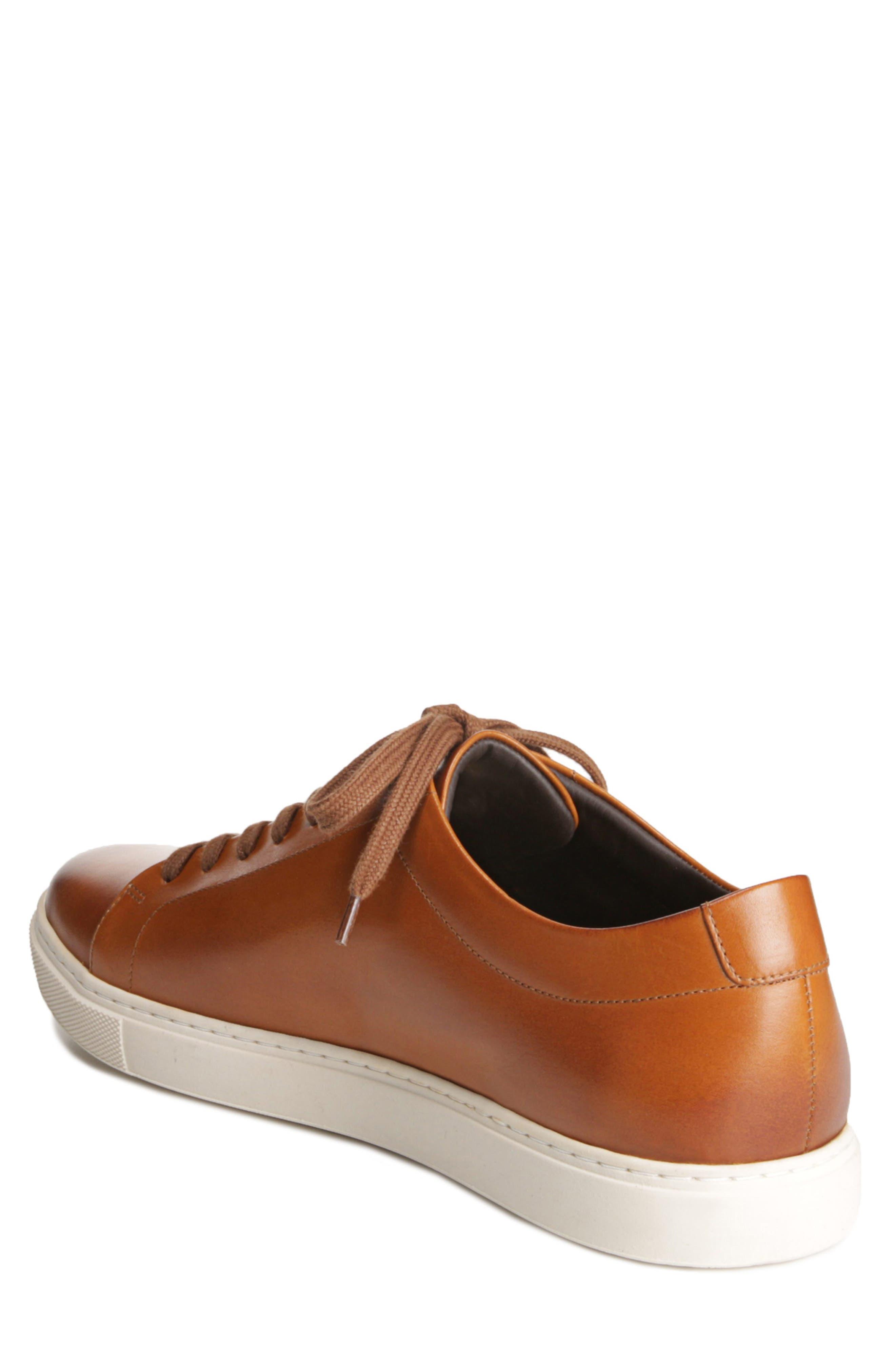 ALLEN EDMONDS, Canal Court Sneaker, Alternate thumbnail 2, color, 212