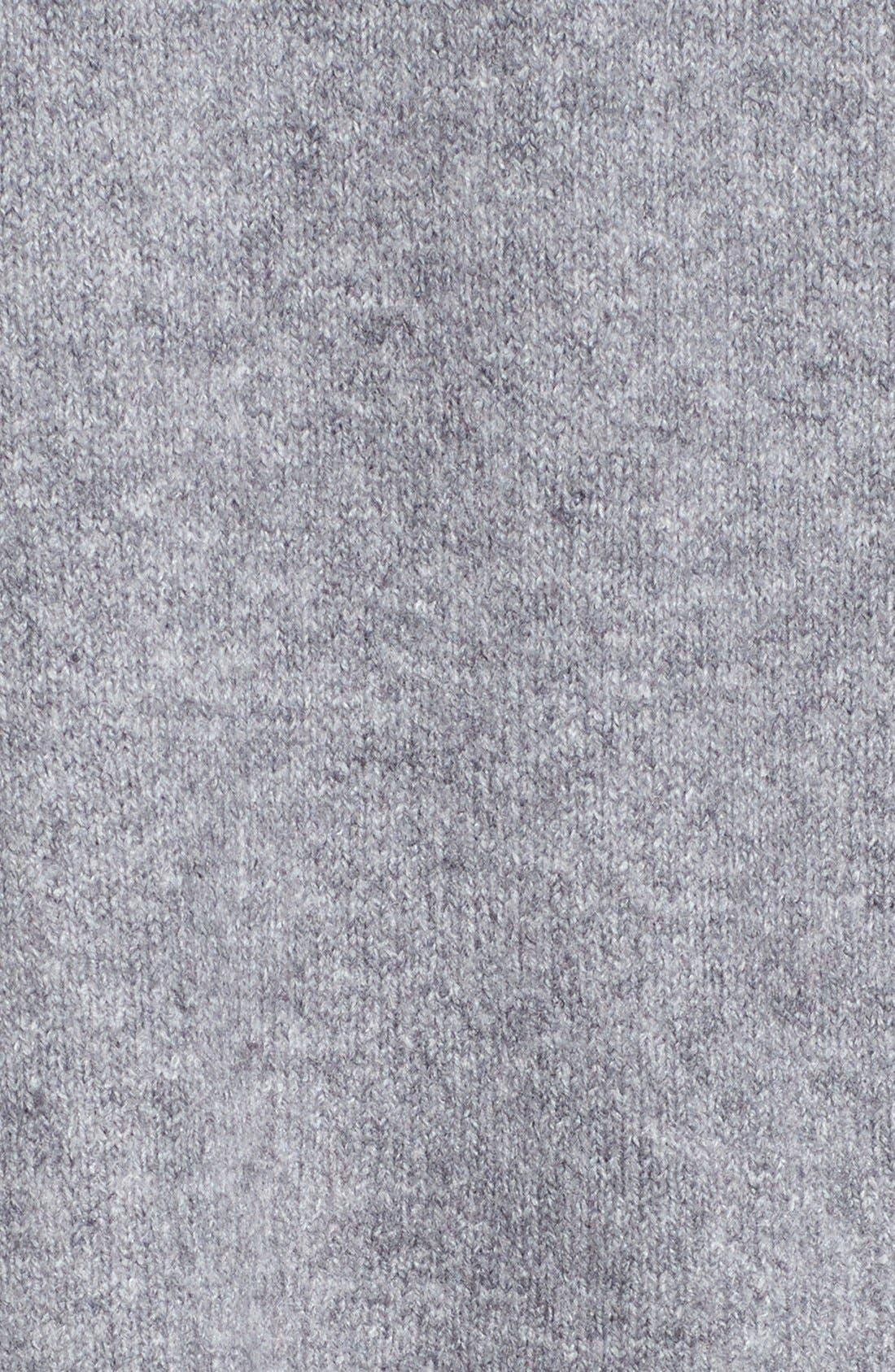 BP., Hooded Longline Cardigan, Alternate thumbnail 4, color, 030