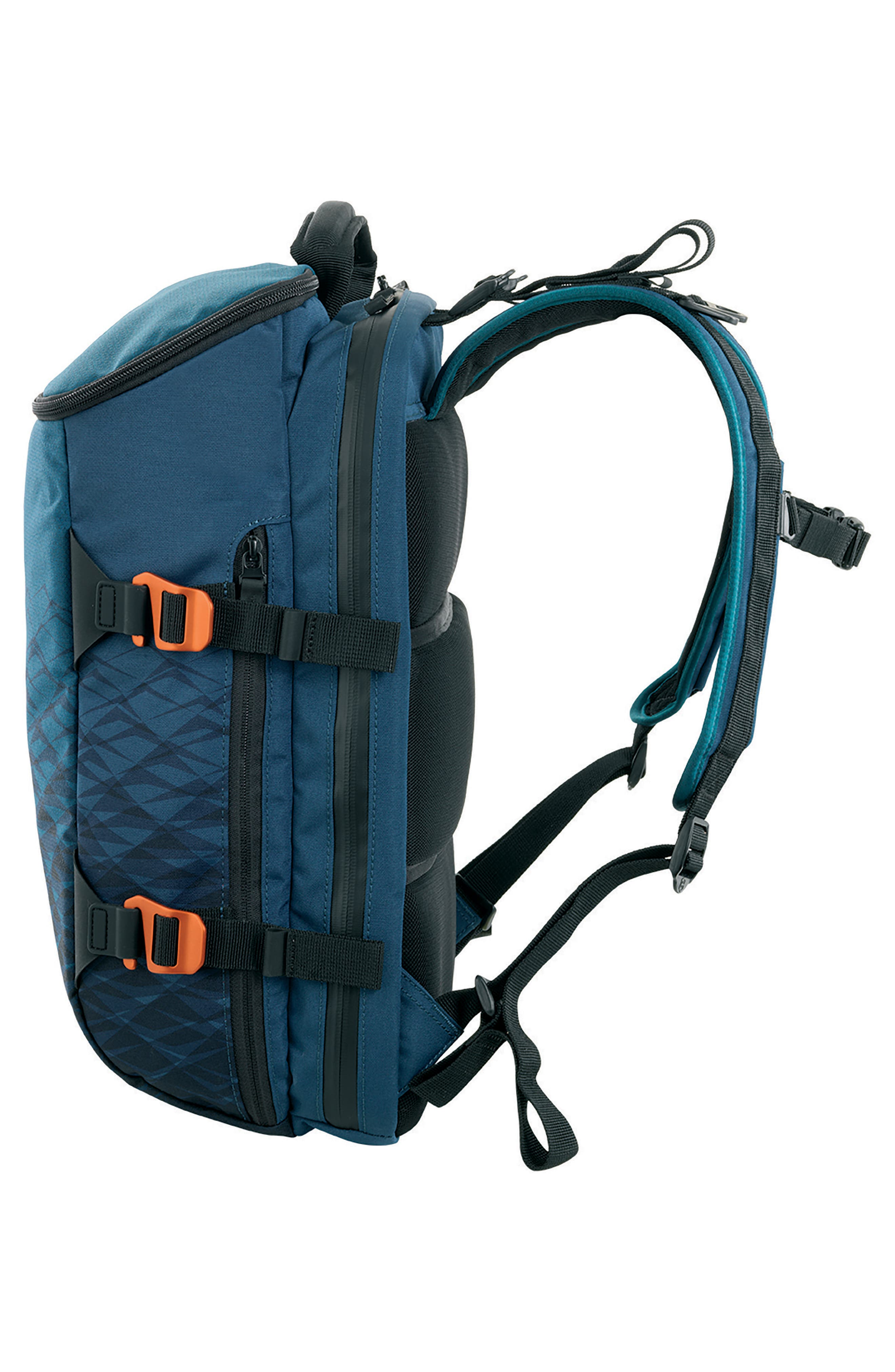 VICTORINOX SWISS ARMY<SUP>®</SUP>, VX Touring Laptop Backpack, Alternate thumbnail 3, color, DARK TEAL