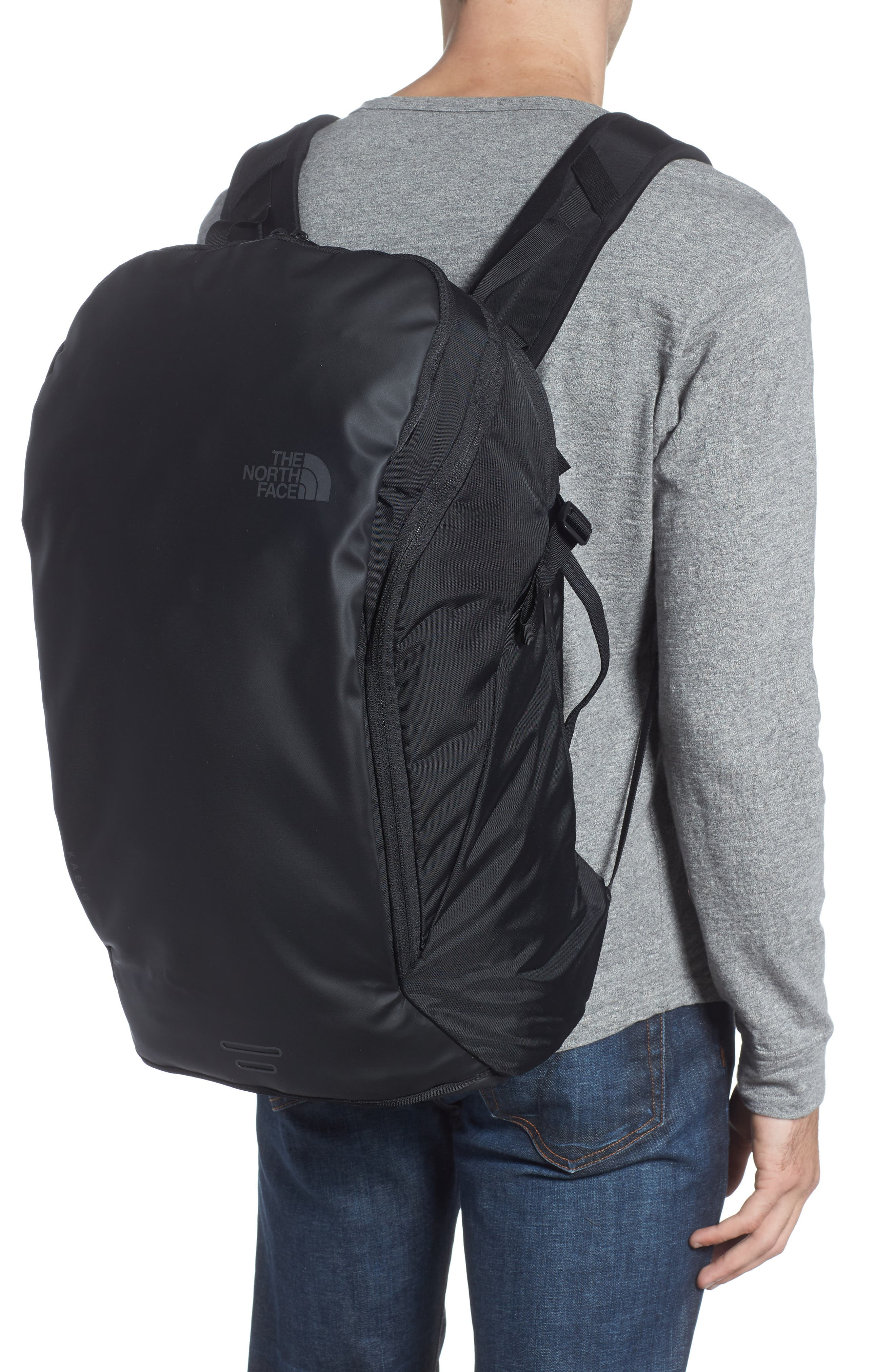 THE NORTH FACE, Kabig Backpack, Alternate thumbnail 2, color, 001