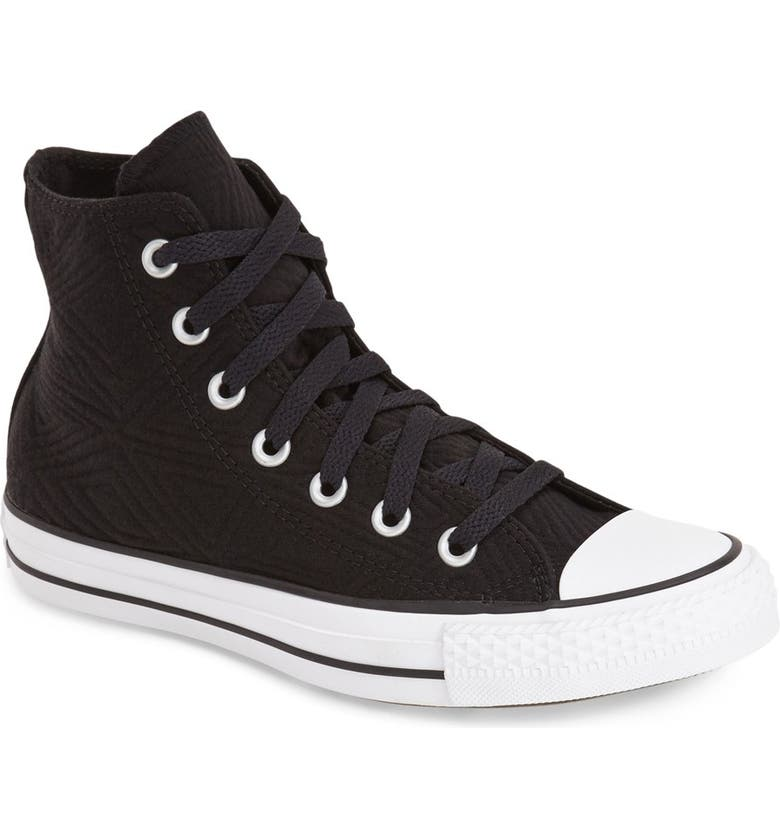 c793e29bb92768 Converse Chuck Taylor® All Star® Quilted Jersey High Top Sneaker ...