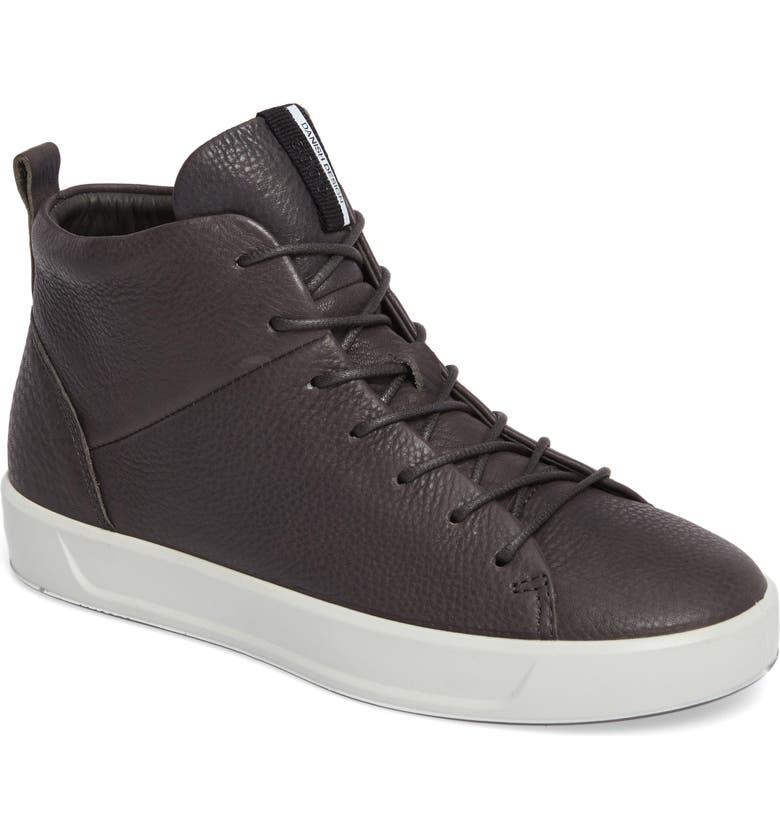 1fd775c358c1 ECCO Soft 8 High Top Sneaker (Women)