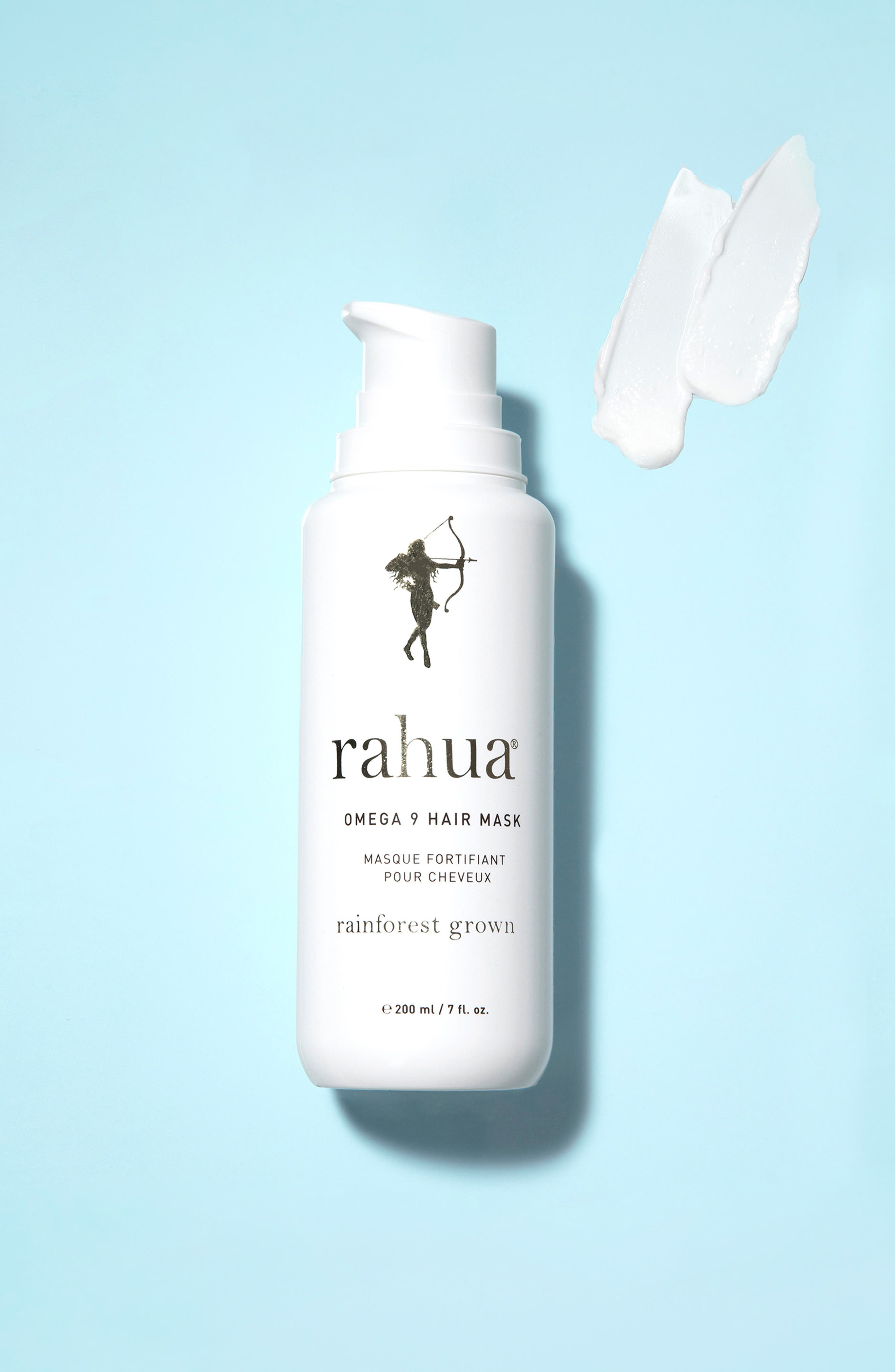 RAHUA<SUP>®</SUP>, SPACE.NK.apothecary rahua<sup>®</sup> Omega 9 Hair Mask, Alternate thumbnail 3, color, NO COLOR
