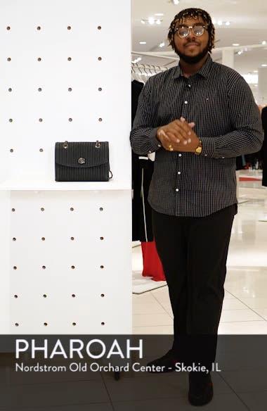 Parker Quilted Leather Shoulder Bag, sales video thumbnail