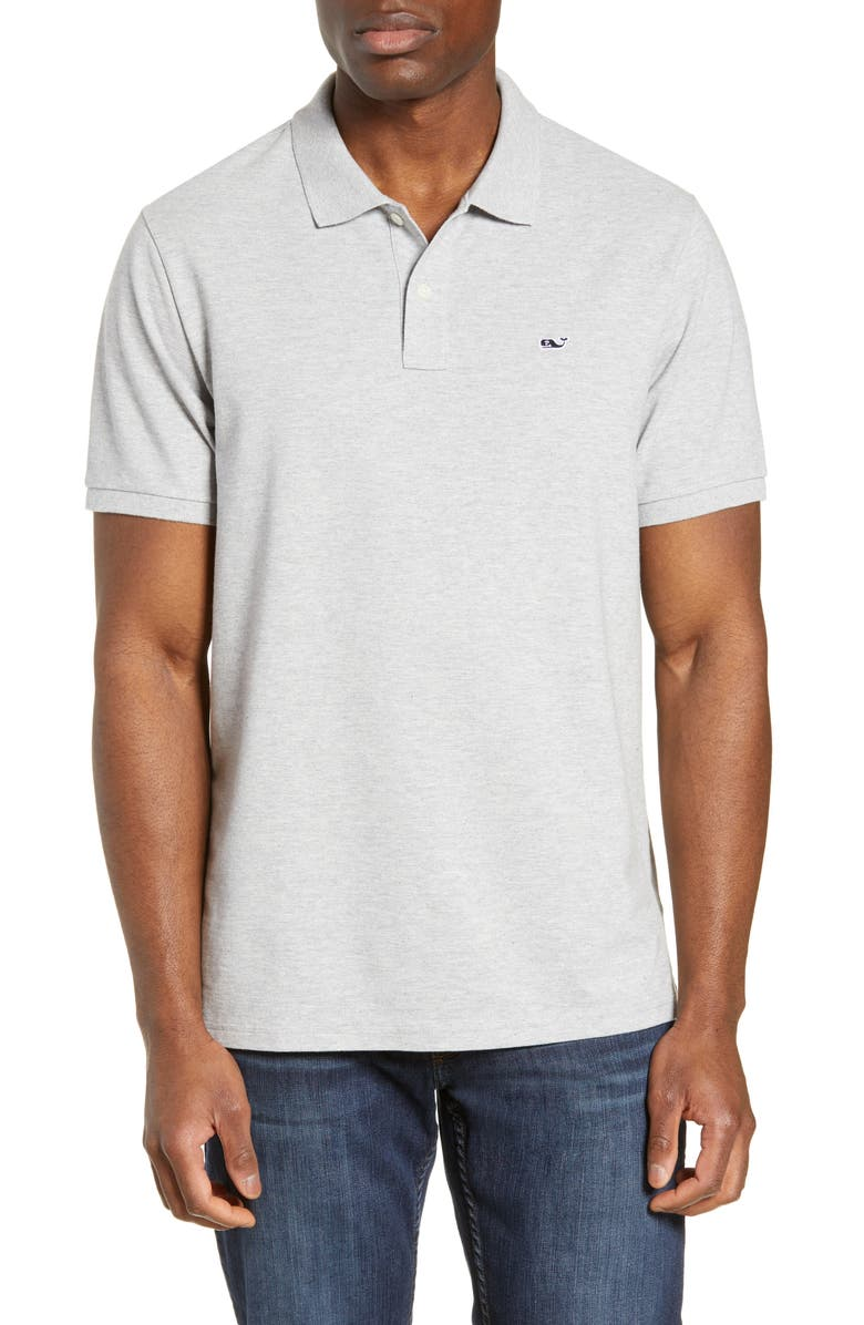 Vineyard Vines Tops REGULAR FIT STRETCH PIQUE POLO