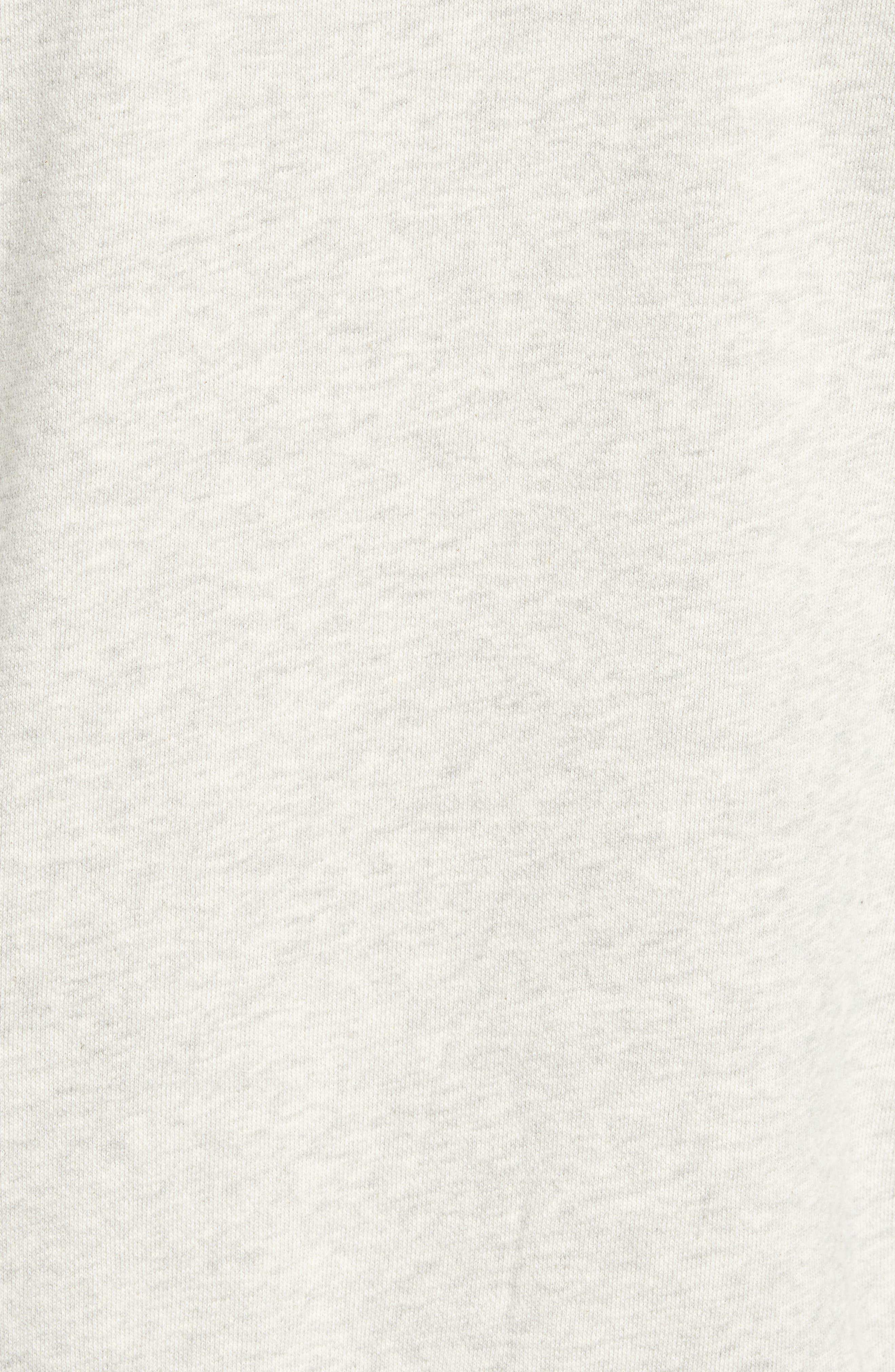 LEVI'S<SUP>®</SUP> VINTAGE CLOTHING, 1930s Bay Meadows Sweatshirt, Alternate thumbnail 5, color, OATMEAL