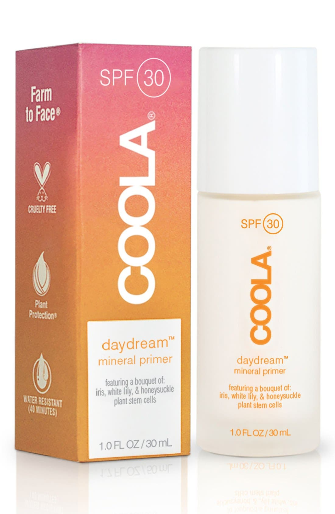COOLA SUNCARE, COOLA<sup>®</sup> Suncare Daydream SPF 30 Mineral Primer, Main thumbnail 1, color, NO COLOR