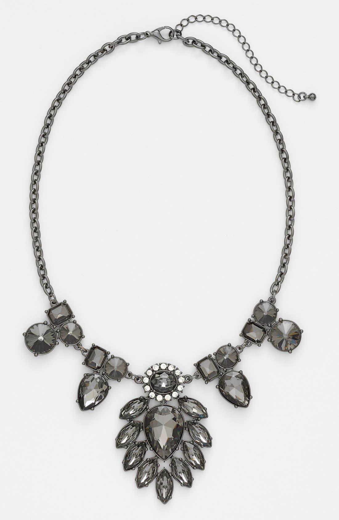 BP., Vintage Layering Necklace, Main thumbnail 1, color, 040