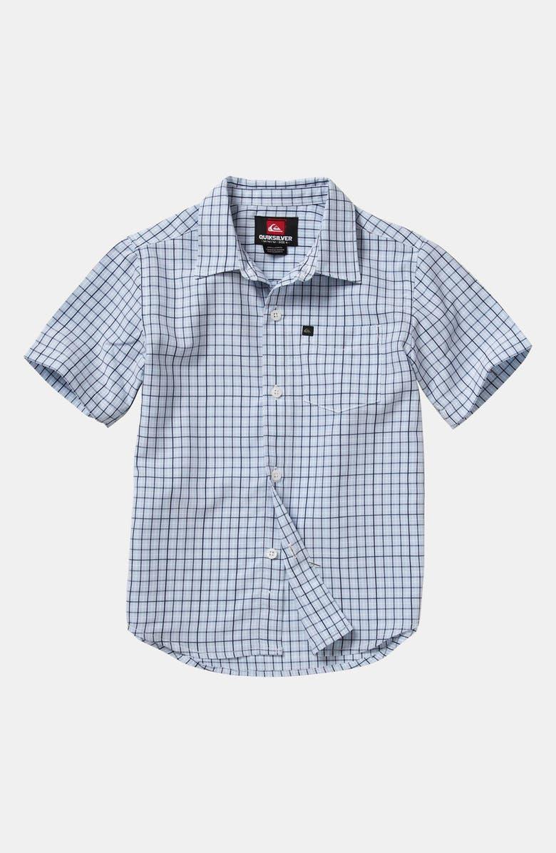 d777e567c Quiksilver  Corby s Left  Woven Shirt (Baby Boys)