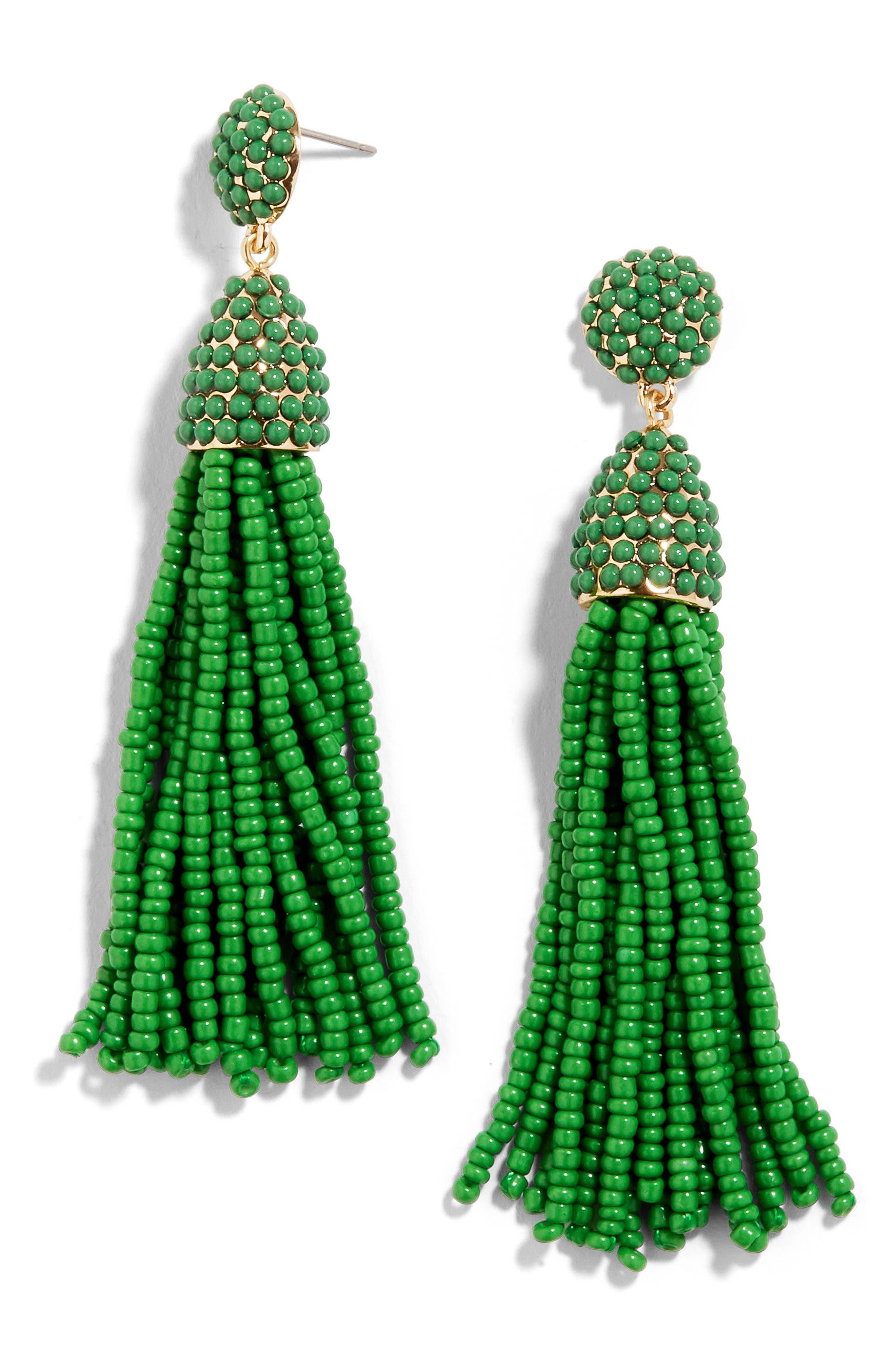 BAUBLEBAR 'Piñata' Tassel Earrings, Main, color, 320