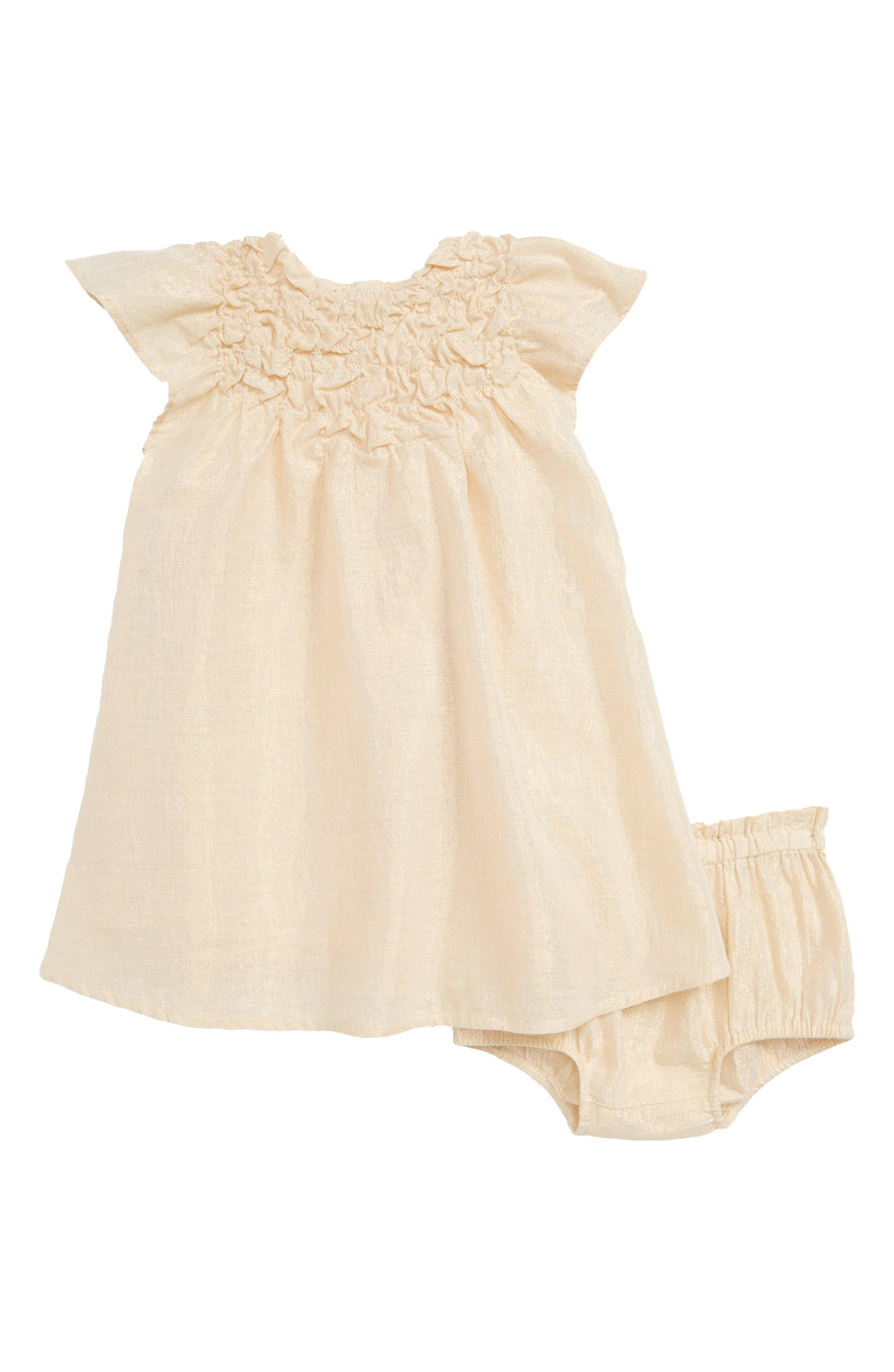 RUBY & BLOOM Rosie Sparkle Dress, Main, color, 710
