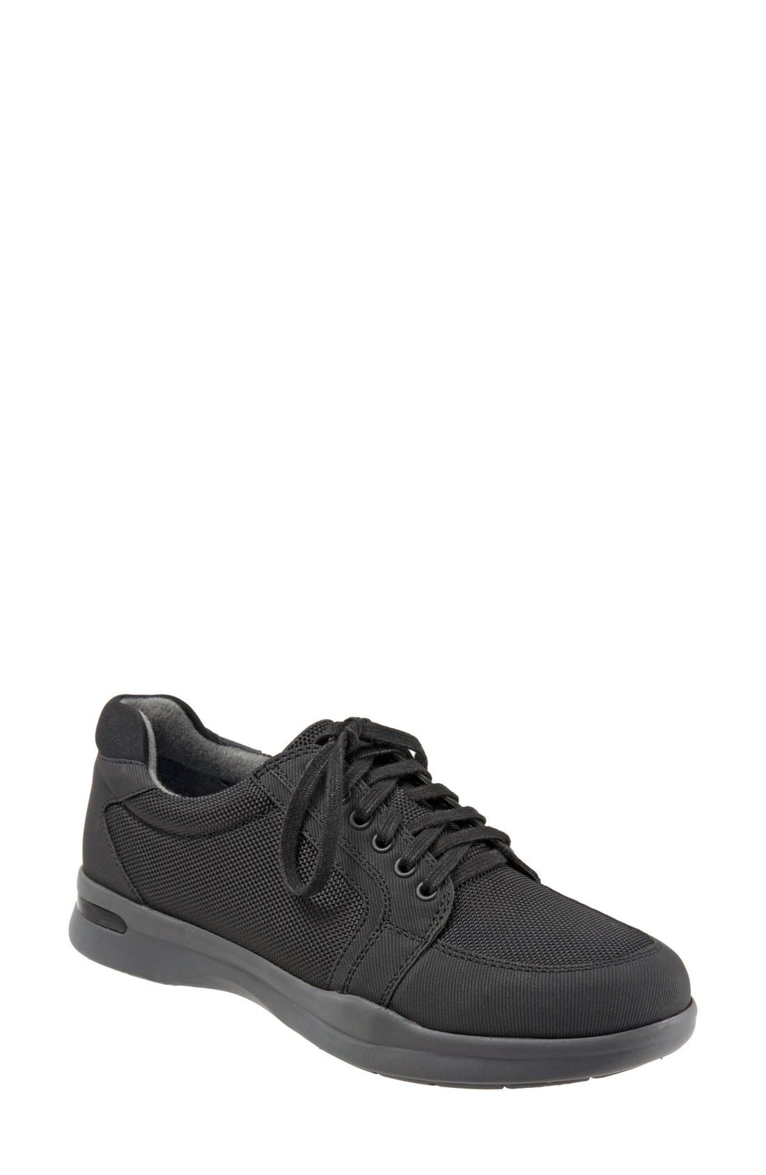 SOFTWALK<SUP>®</SUP> 'Vital' Sneaker, Main, color, BLACK