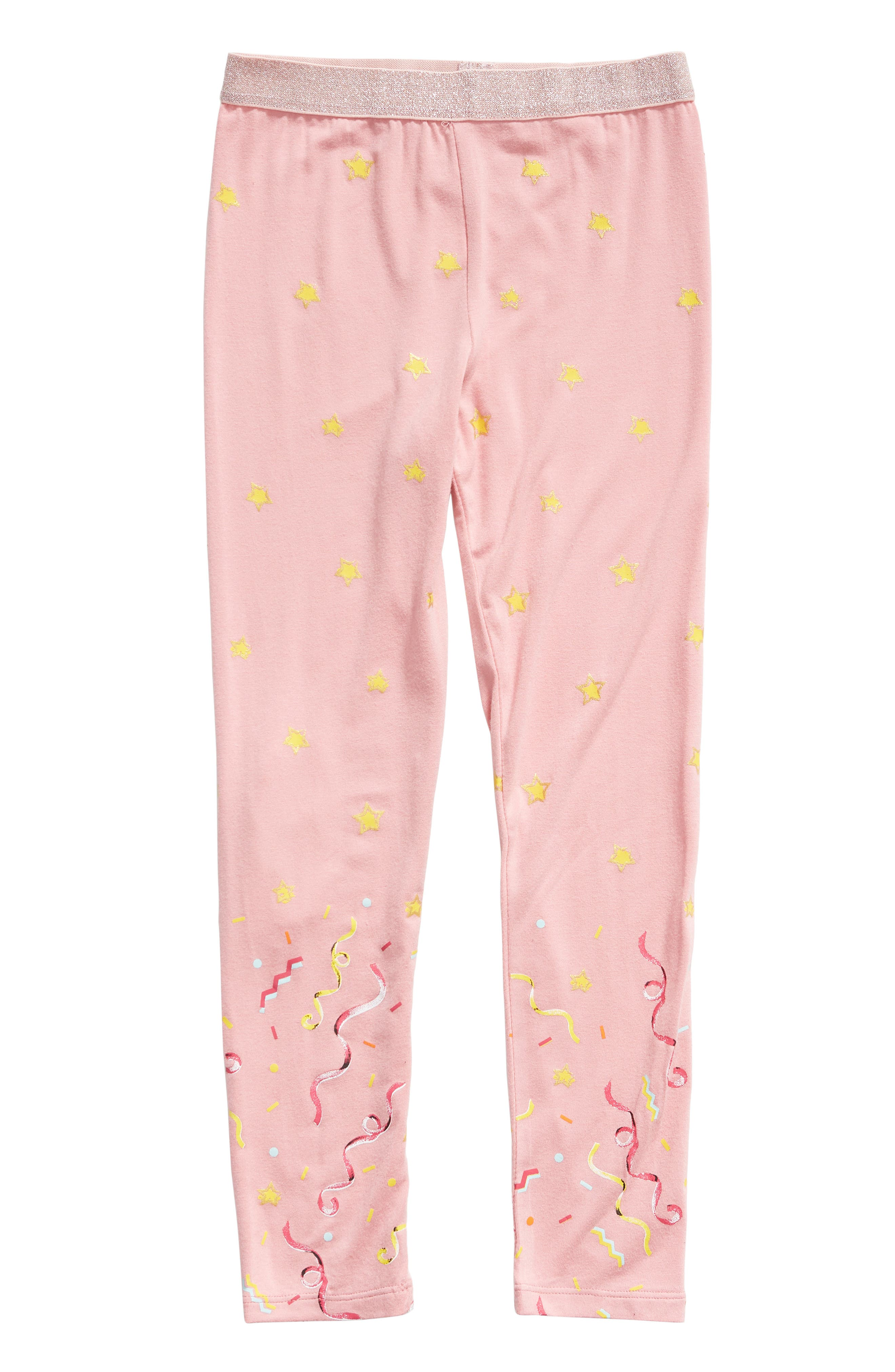 Toddler Girls Truly Me Party Leggings Size 3T  Pink