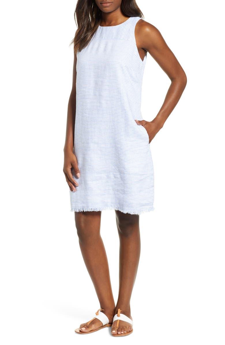 Tommy Bahama CRYSTALLINE WATERS SHIFT DRESS