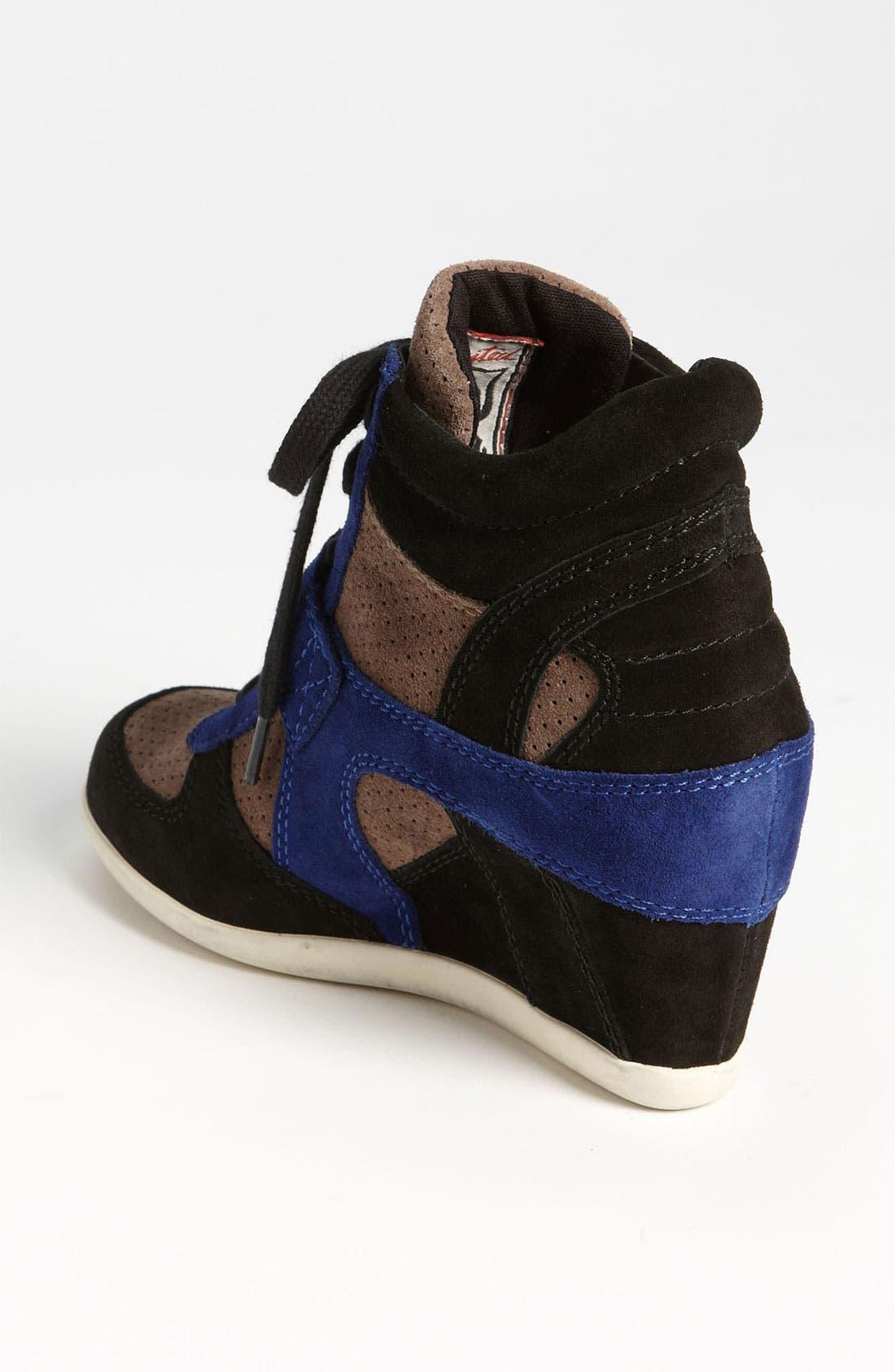 ASH, 'Bowie' Sneaker, Alternate thumbnail 2, color, 001