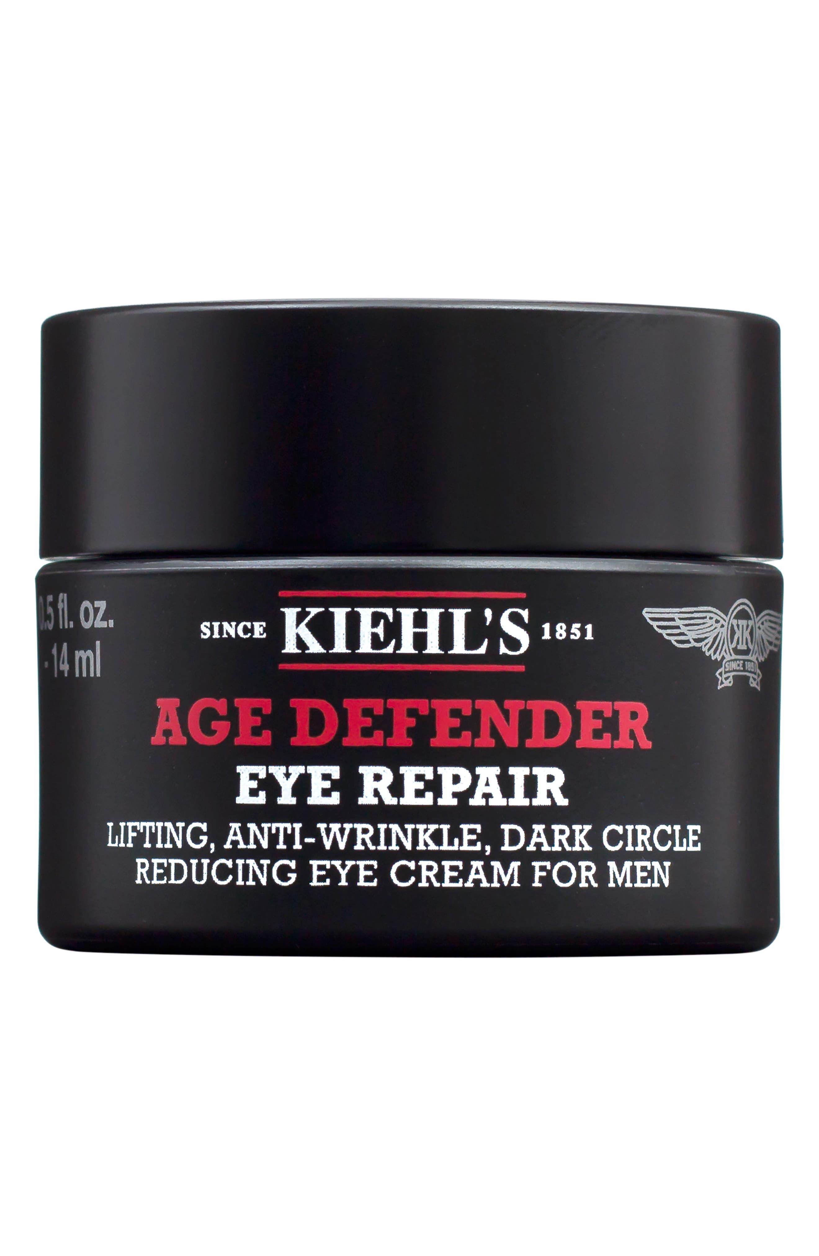 KIEHL'S SINCE 1851, Age Defender Eye Repair Cream, Main thumbnail 1, color, NO COLOR