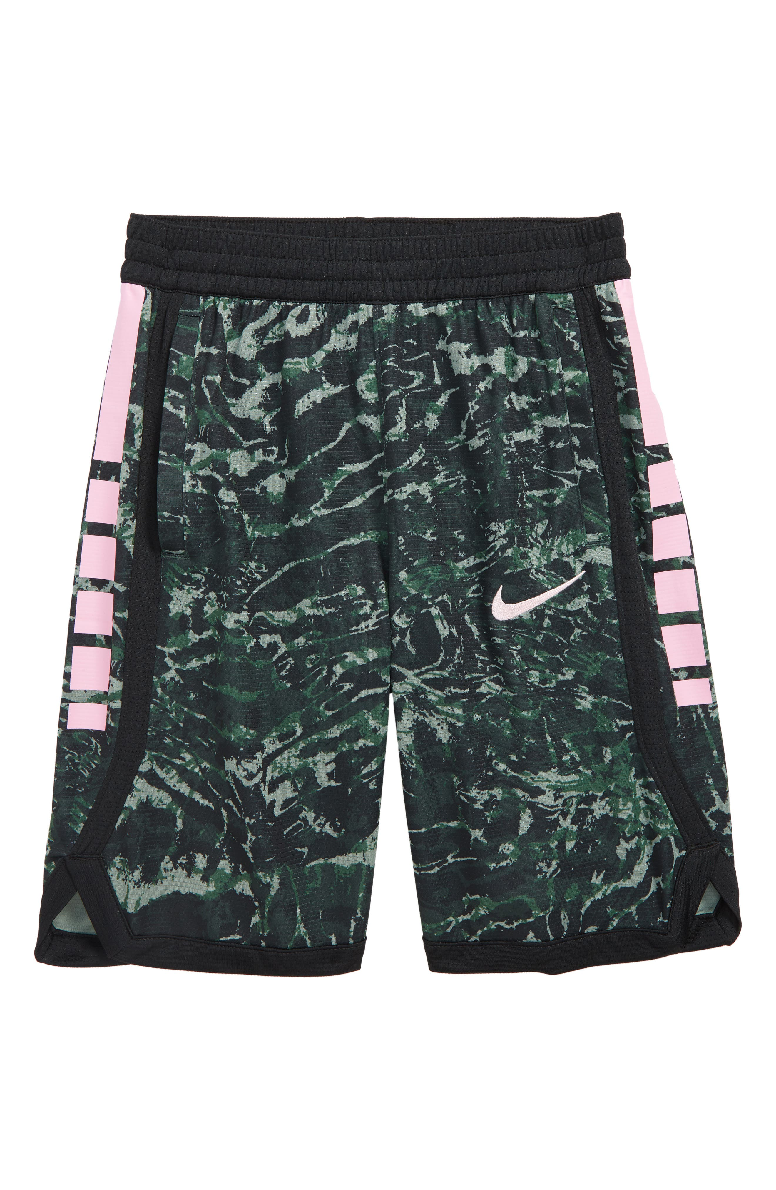 Boys Nike Dry Elite Basketball Shorts