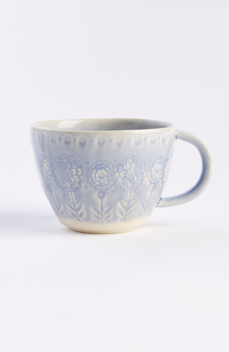 ANTHROPOLOGIE Veru Mug, Main, color, PERI