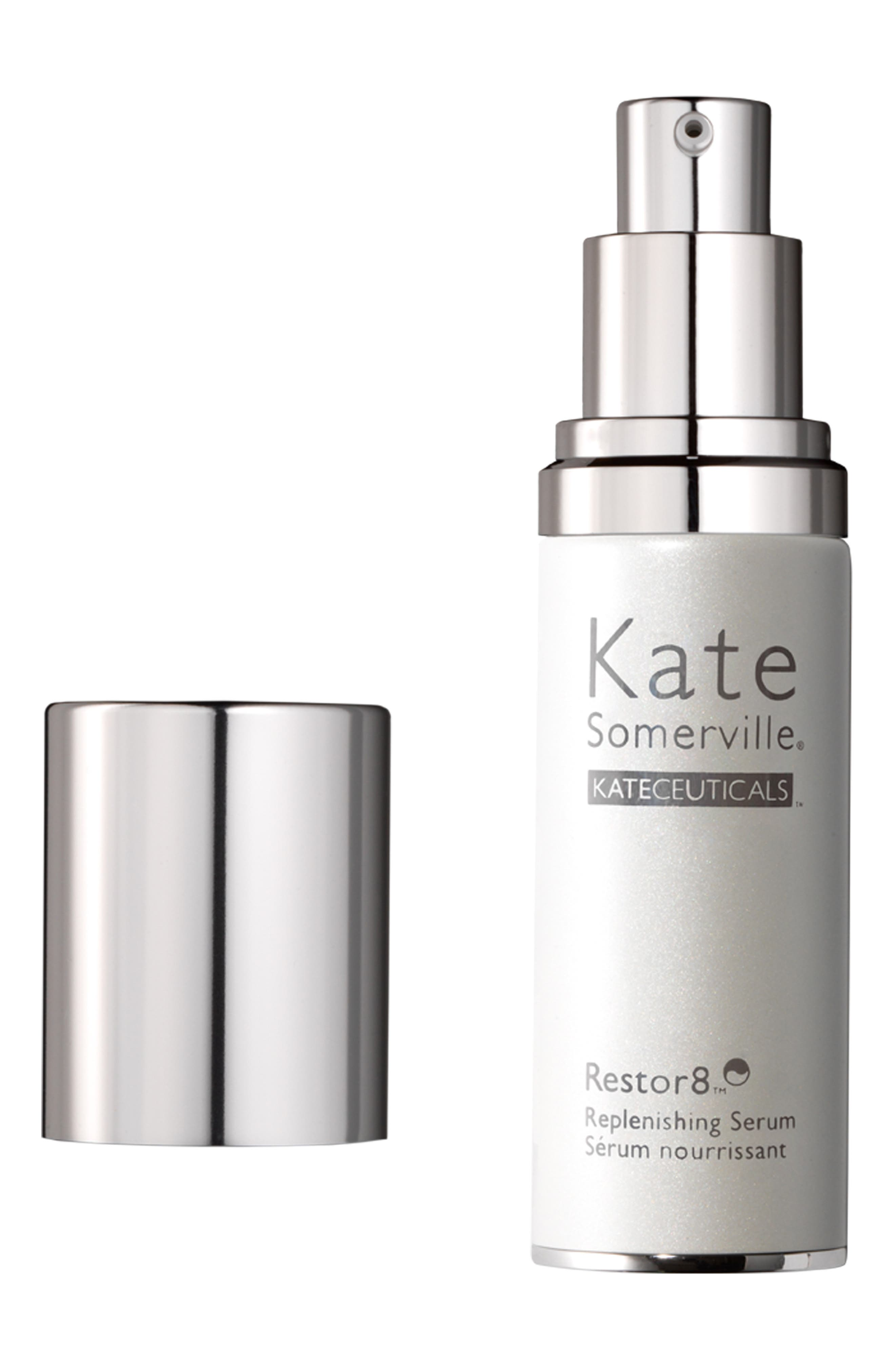 KATE SOMERVILLE<SUP>®</SUP>, 'KateCeuticals<sup>™</sup>' Restor8 Replenishing Serum, Alternate thumbnail 2, color, NO COLOR
