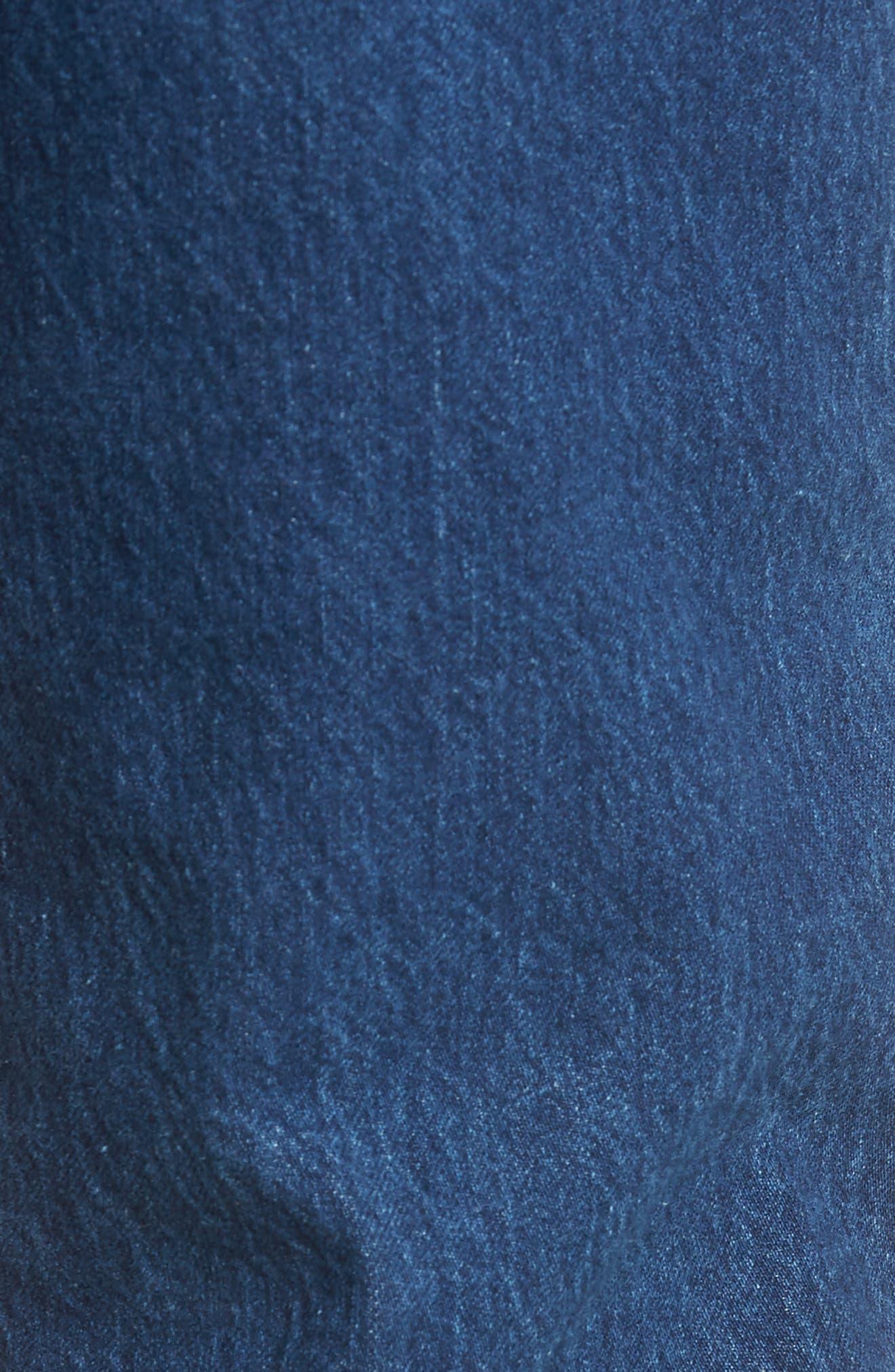LEVI'S<SUP>®</SUP>, 511<sup>™</sup> Slim Fit Jeans, Alternate thumbnail 6, color, DANZA STONE