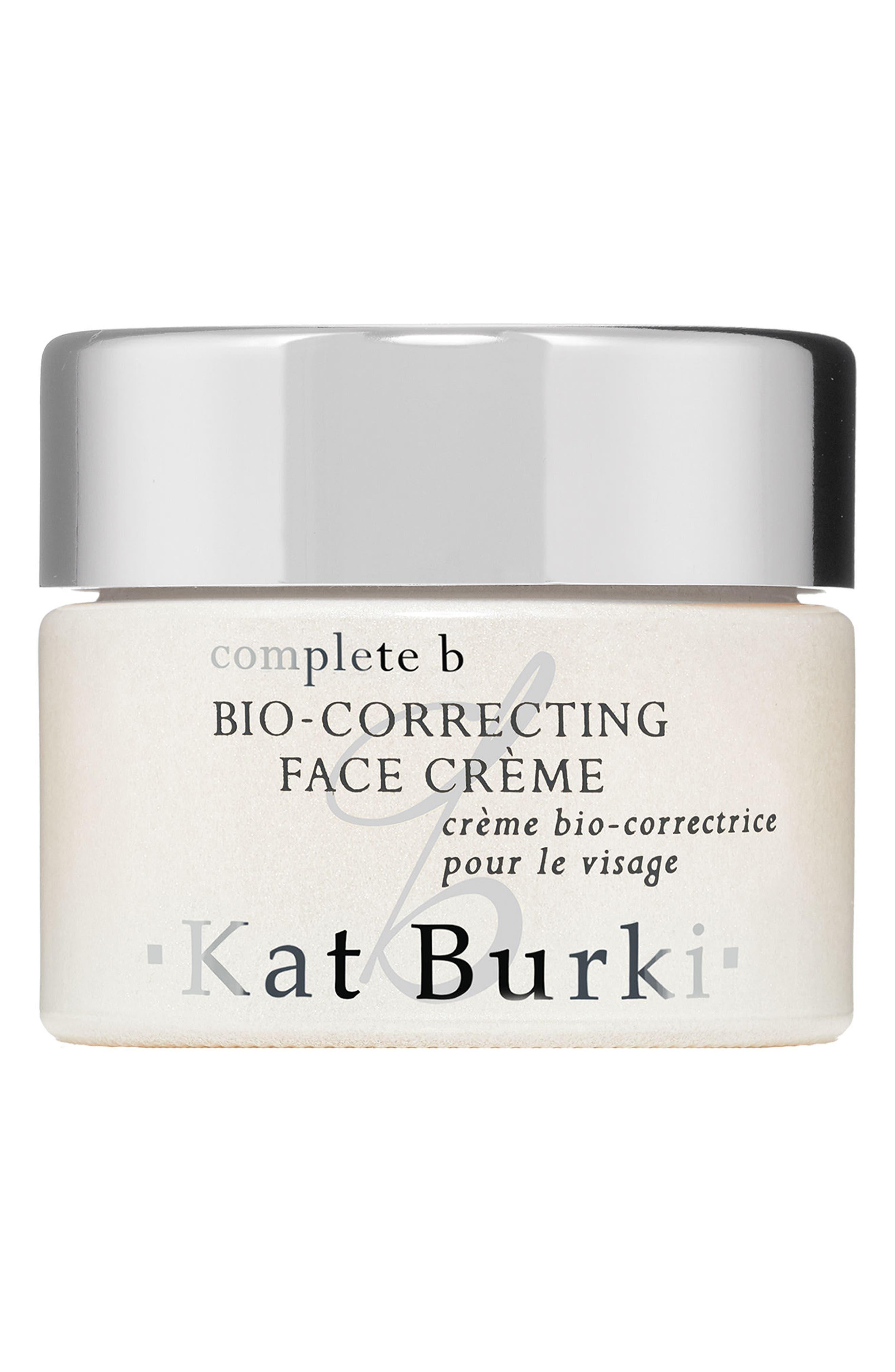 KAT BURKI, SPACE.NK.apothecary Kat Burki Complete B Bio-Correcting Face Crème, Main thumbnail 1, color, NO COLOR