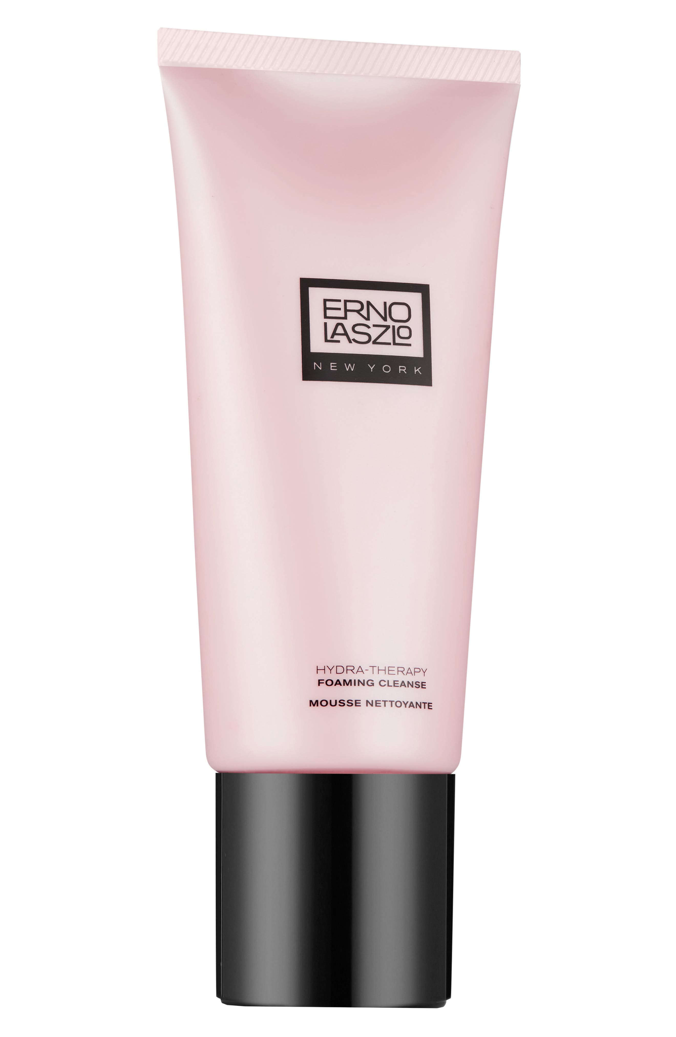 ERNO LASZLO, Hydra Therapy Foaming Cleanse, Main thumbnail 1, color, NO COLOR