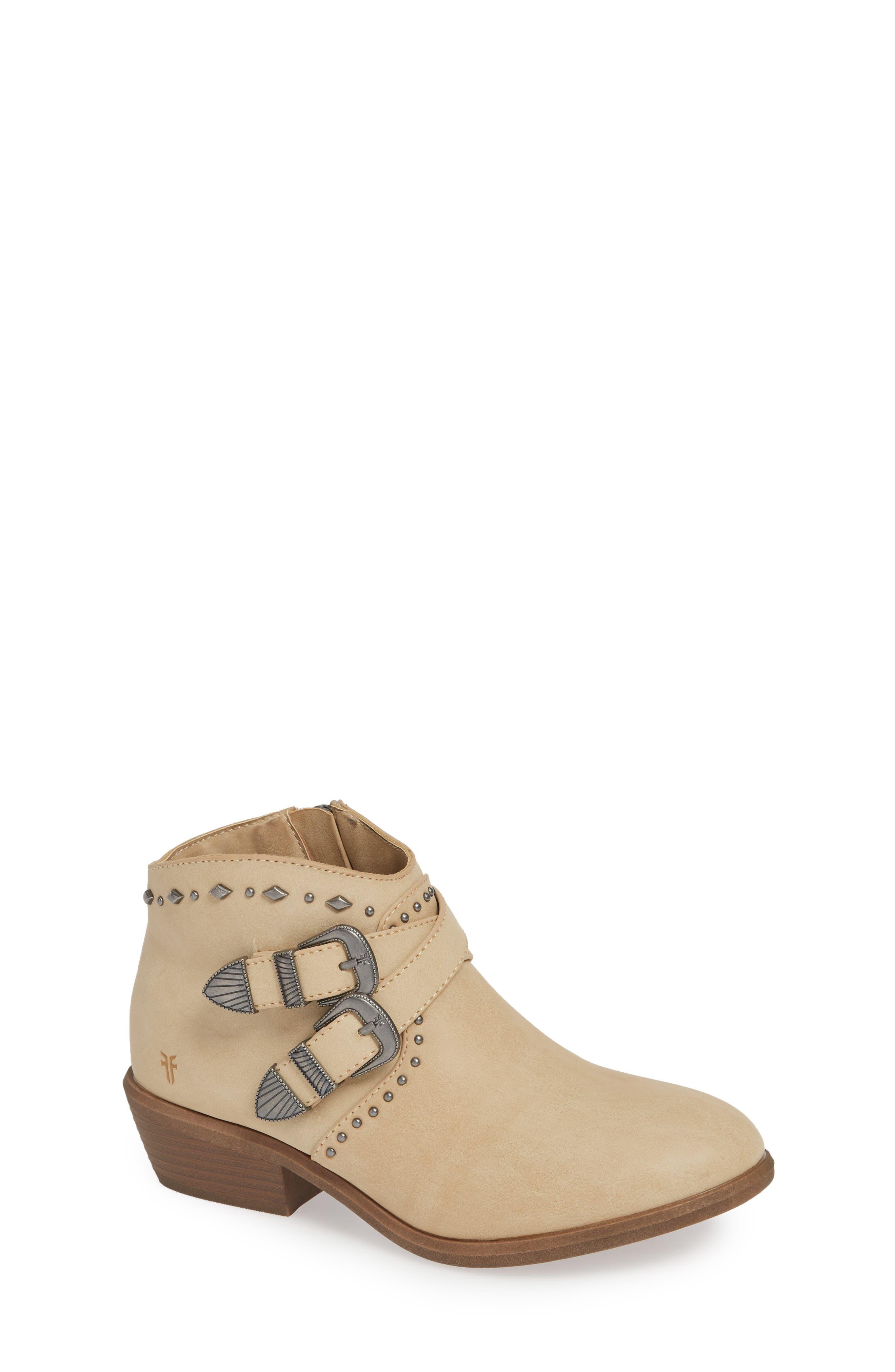 FRYE, Ellen Stud Boots, Main thumbnail 1, color, 281