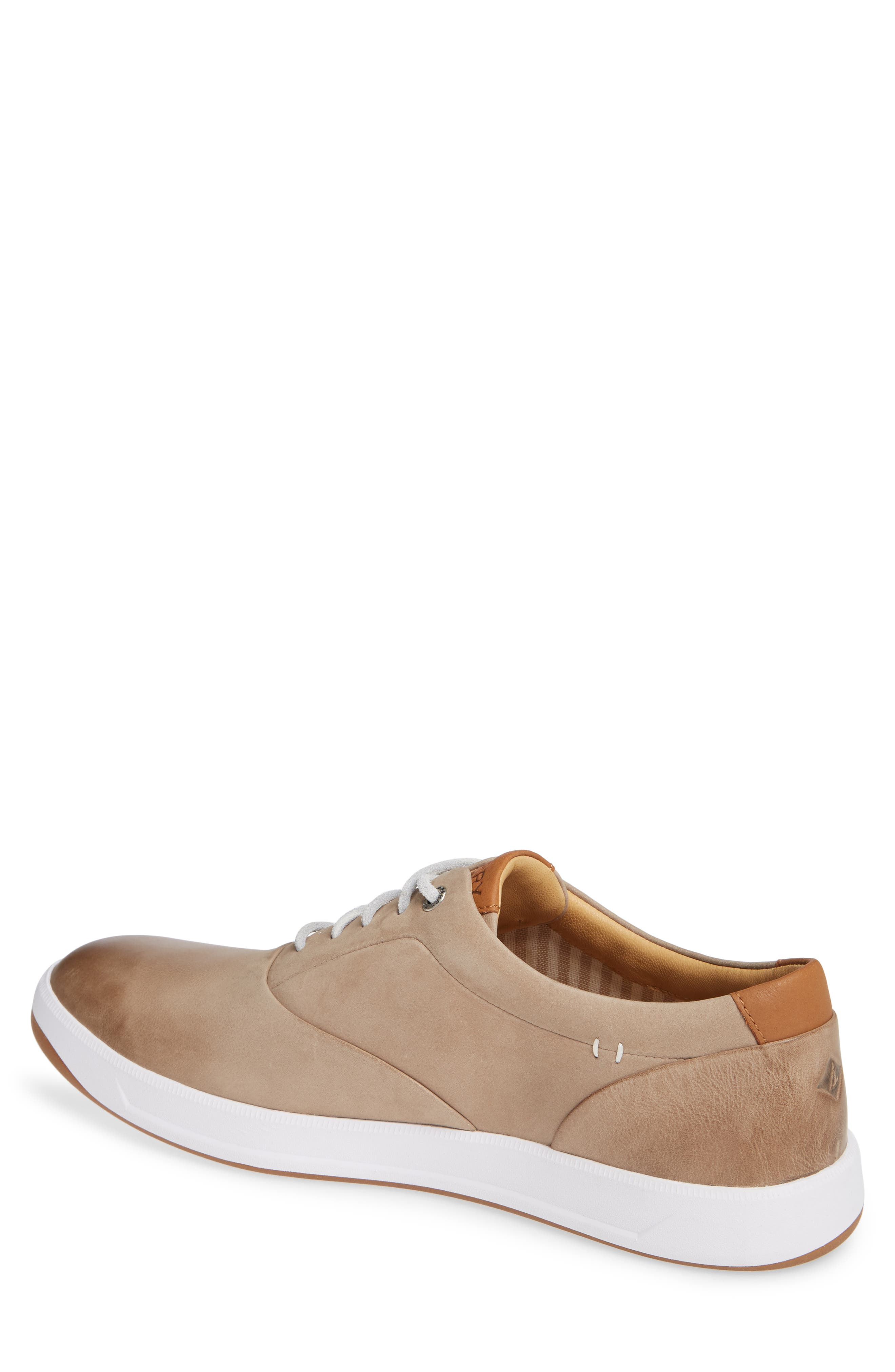 SPERRY, Gold Cup Richfield CVO Sneaker, Alternate thumbnail 2, color, DOVE