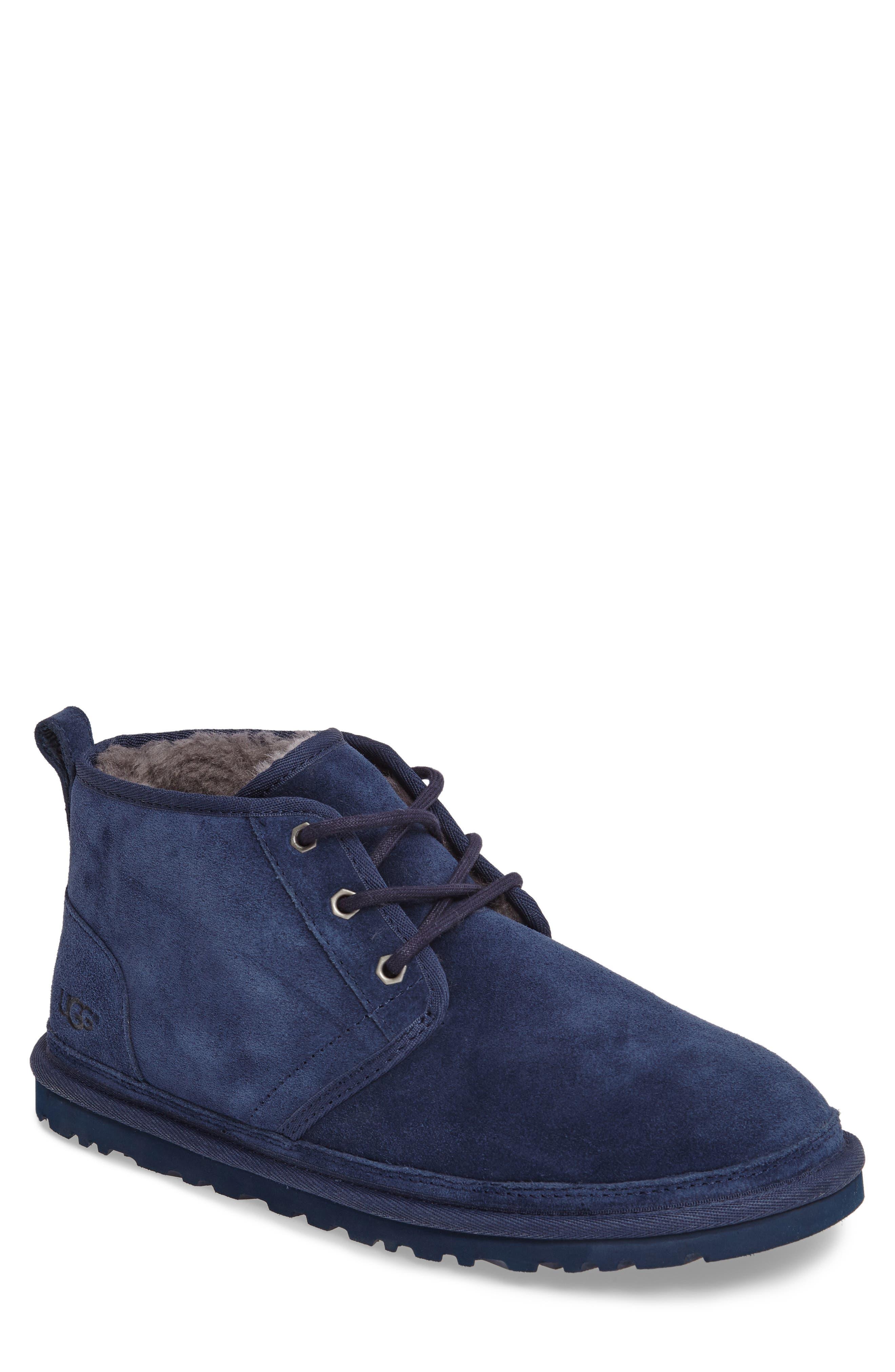 Ugg Neumel Chukka Boot, Blue