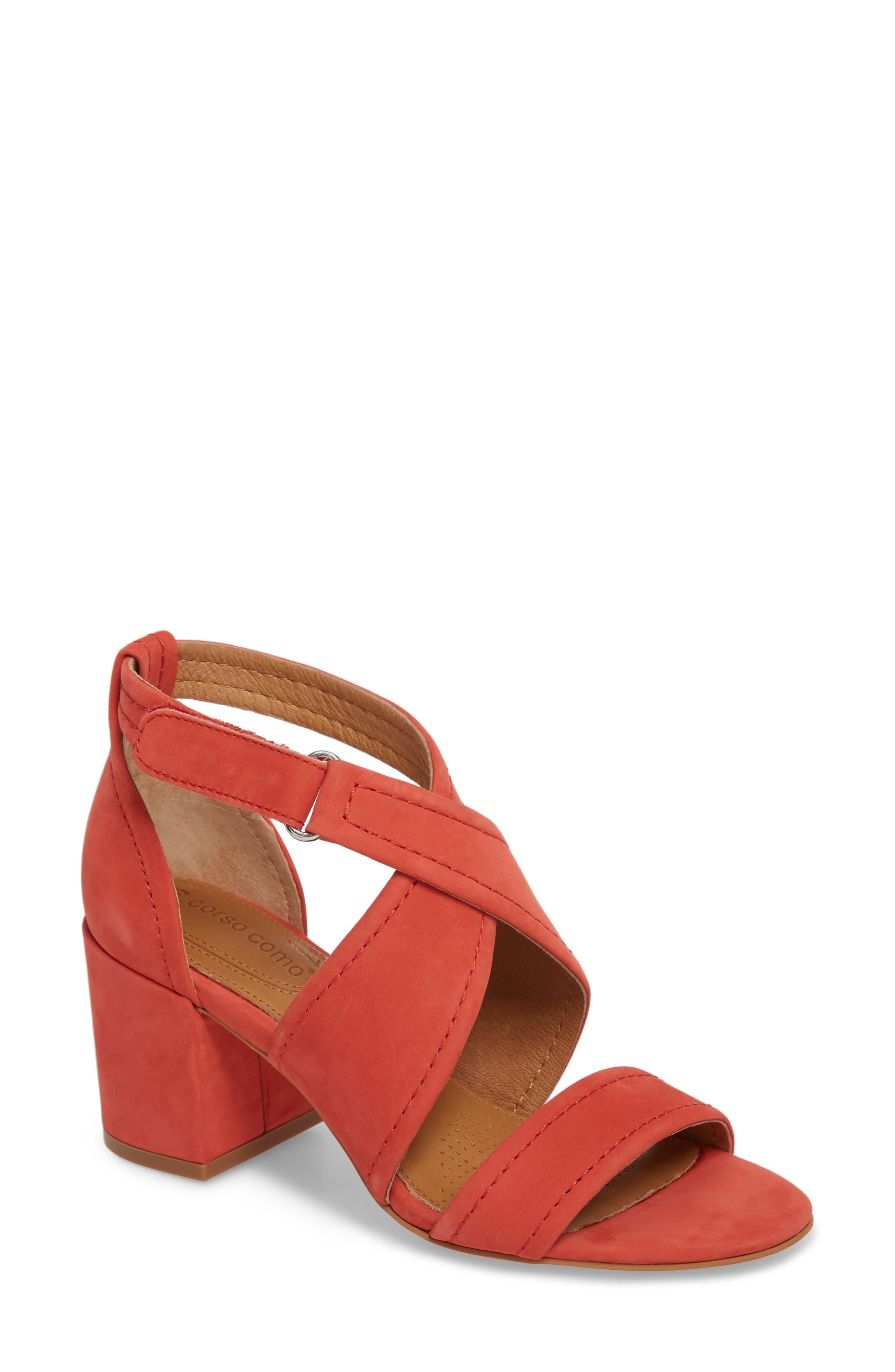 Cc Corso Como Nattie Sandal, Red
