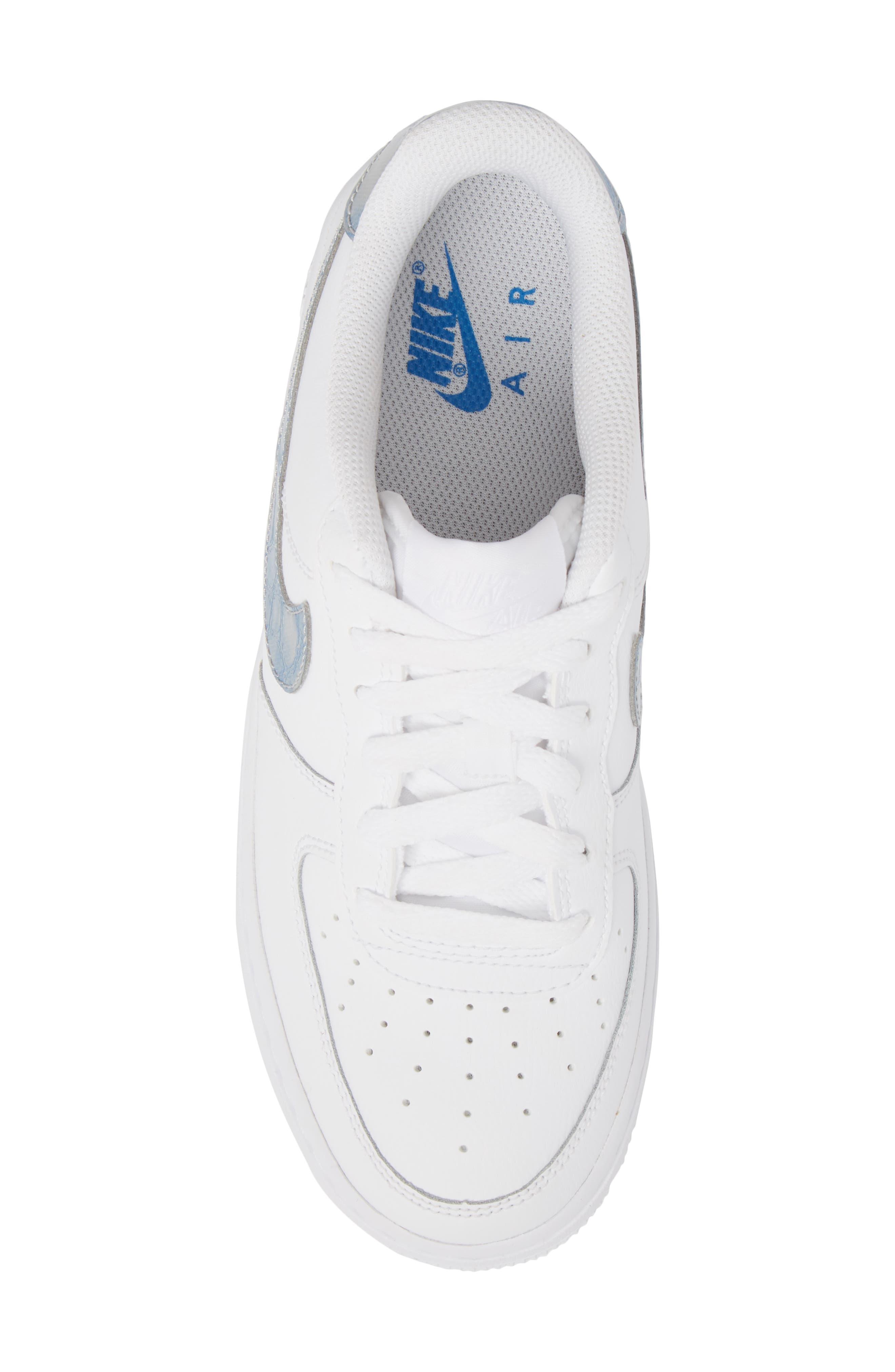 NIKE, Air Force 1 '06 Sneaker, Alternate thumbnail 5, color, 131