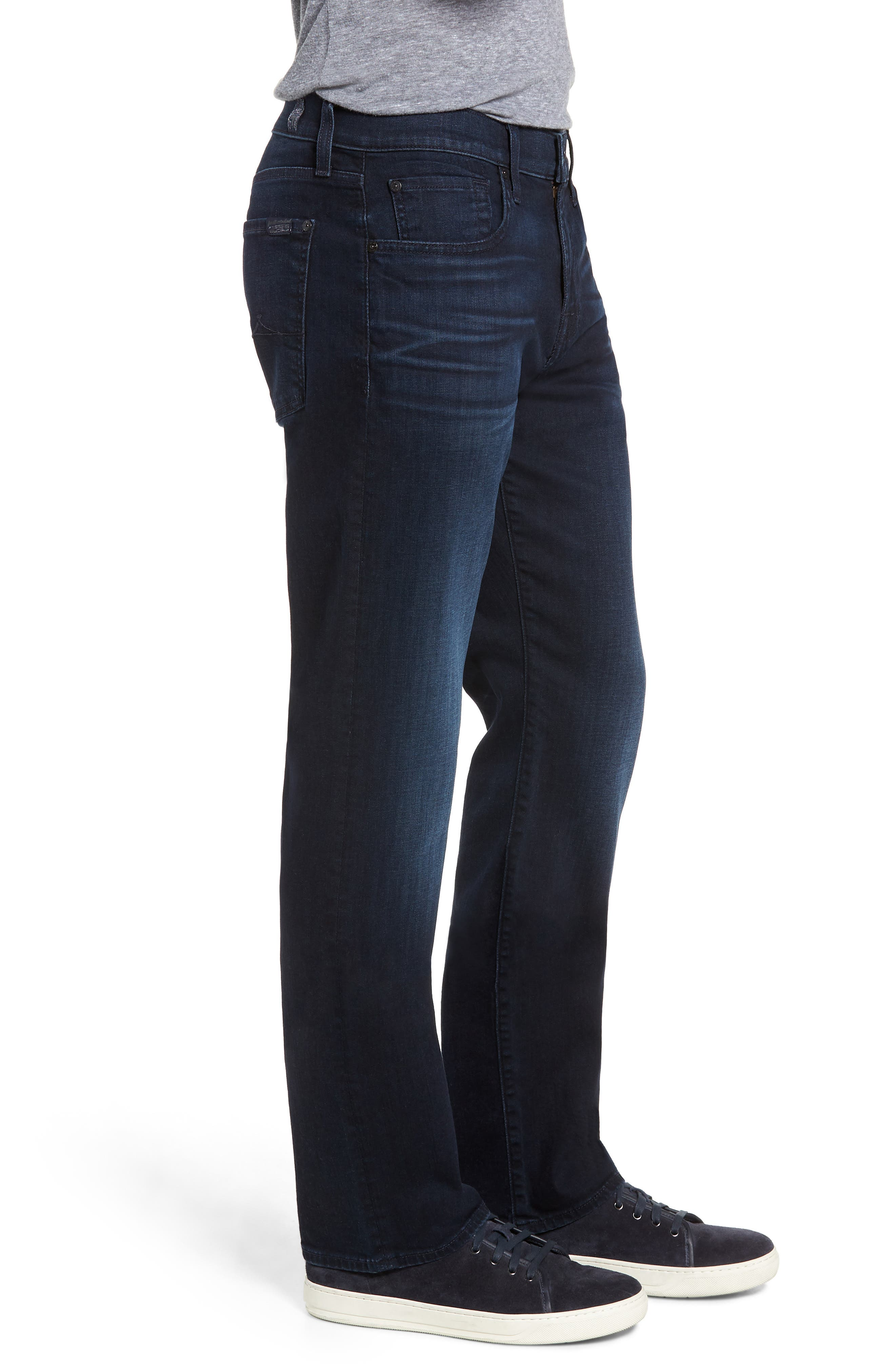 7 FOR ALL MANKIND<SUP>®</SUP>, Austyn Relaxed Fit Jeans, Alternate thumbnail 4, color, ASOTIN-ASOT