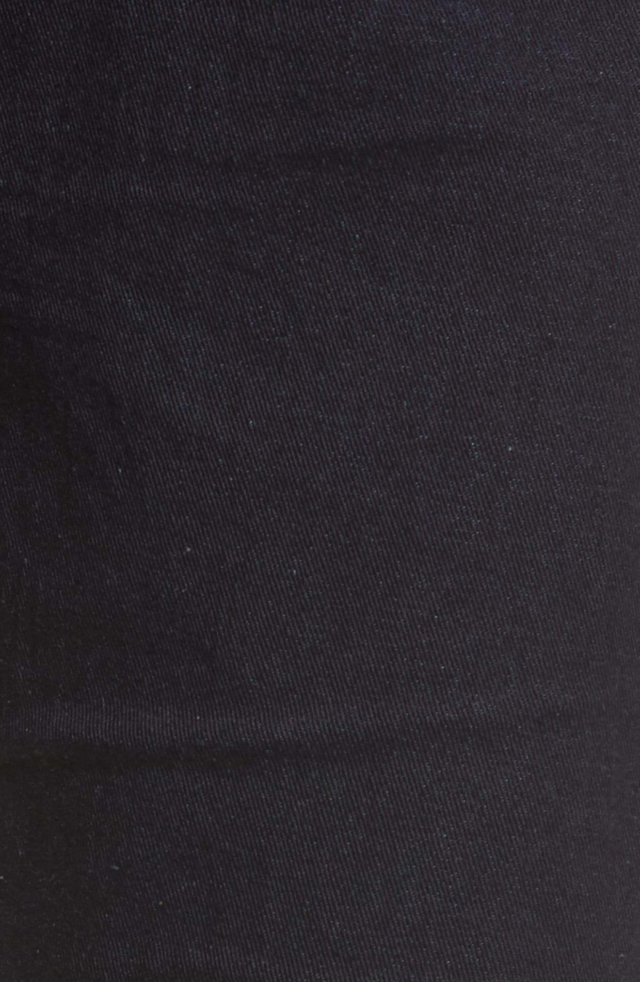 HUDSON JEANS, Byron Slim Straight Leg Jeans, Alternate thumbnail 5, color, TUDOR